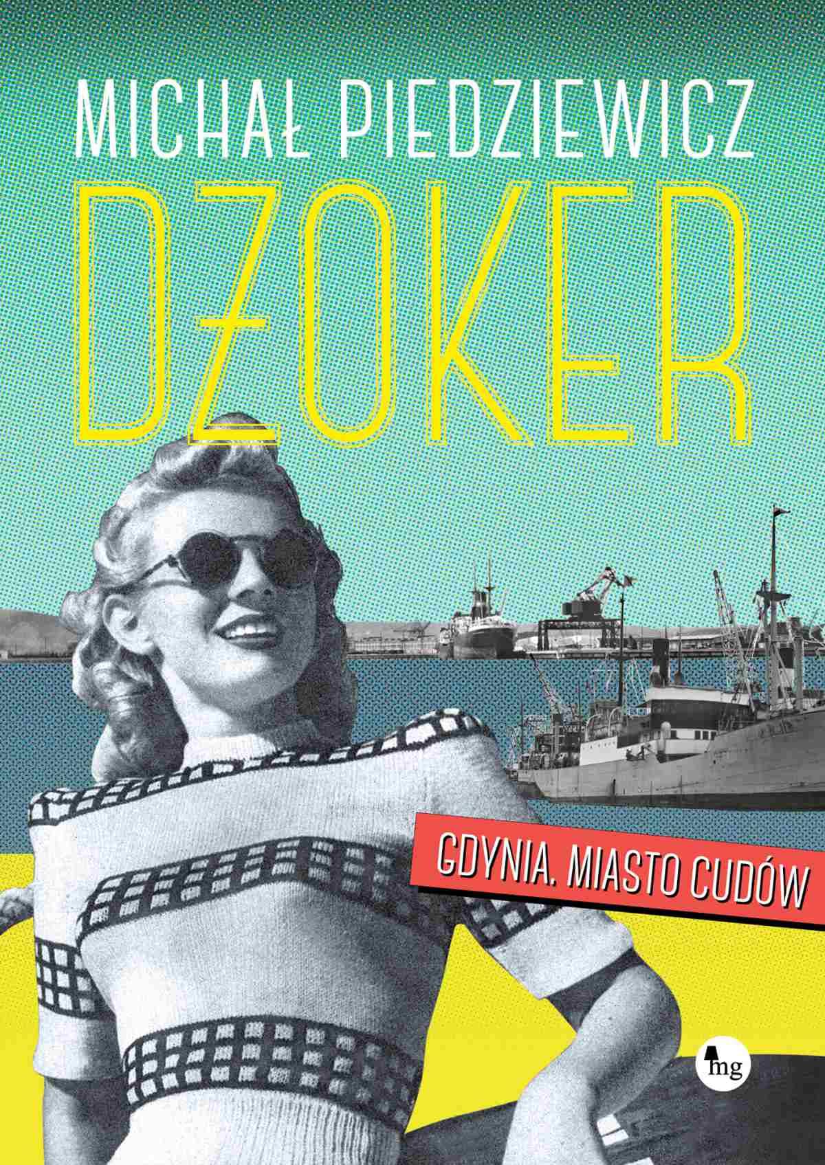 Dżoker - Ebook (Książka na Kindle) do pobrania w formacie MOBI