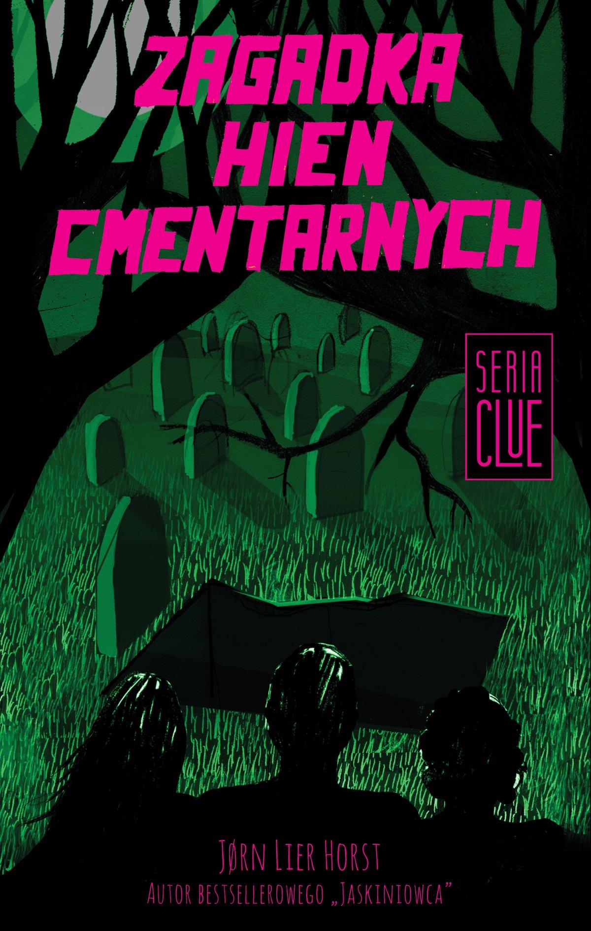 Zagadka hien cmentarnych - Ebook (Książka na Kindle) do pobrania w formacie MOBI
