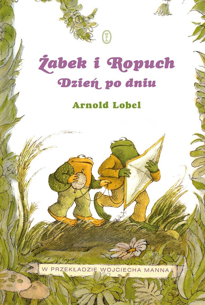 Żabek i Ropuch. Dzień po dniu - Ebook (Książka EPUB) do pobrania w formacie EPUB