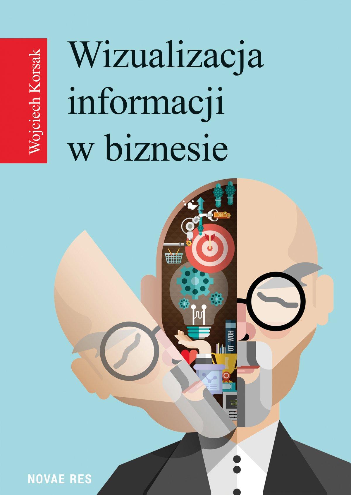 Wizualizacja informacji w biznesie - Ebook (Książka EPUB) do pobrania w formacie EPUB