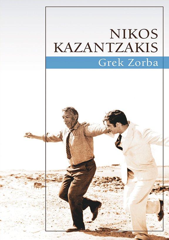 Grek Zorba - Ebook (Książka na Kindle) do pobrania w formacie MOBI