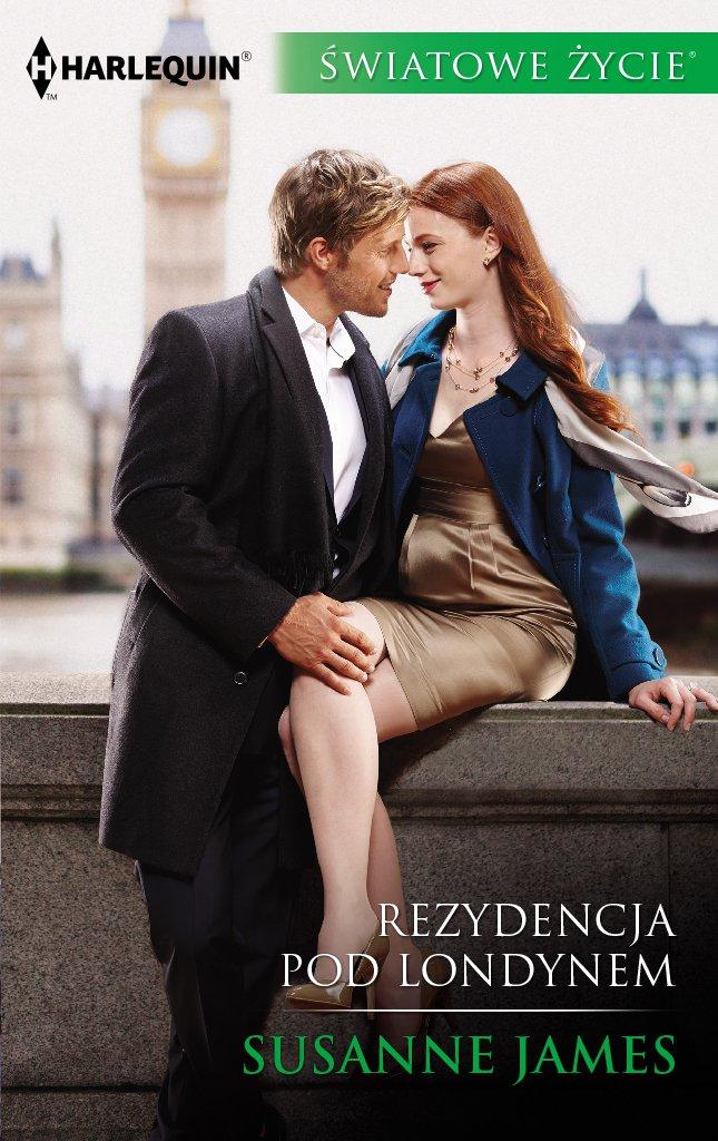 Rezydencja pod Londynem - Ebook (Książka na Kindle) do pobrania w formacie MOBI