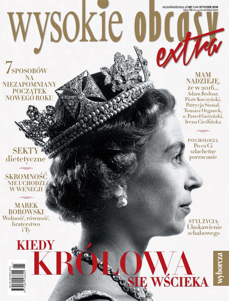 Wysokie Obcasy Extra 1/2016 - Ebook (Książka na Kindle) do pobrania w formacie MOBI