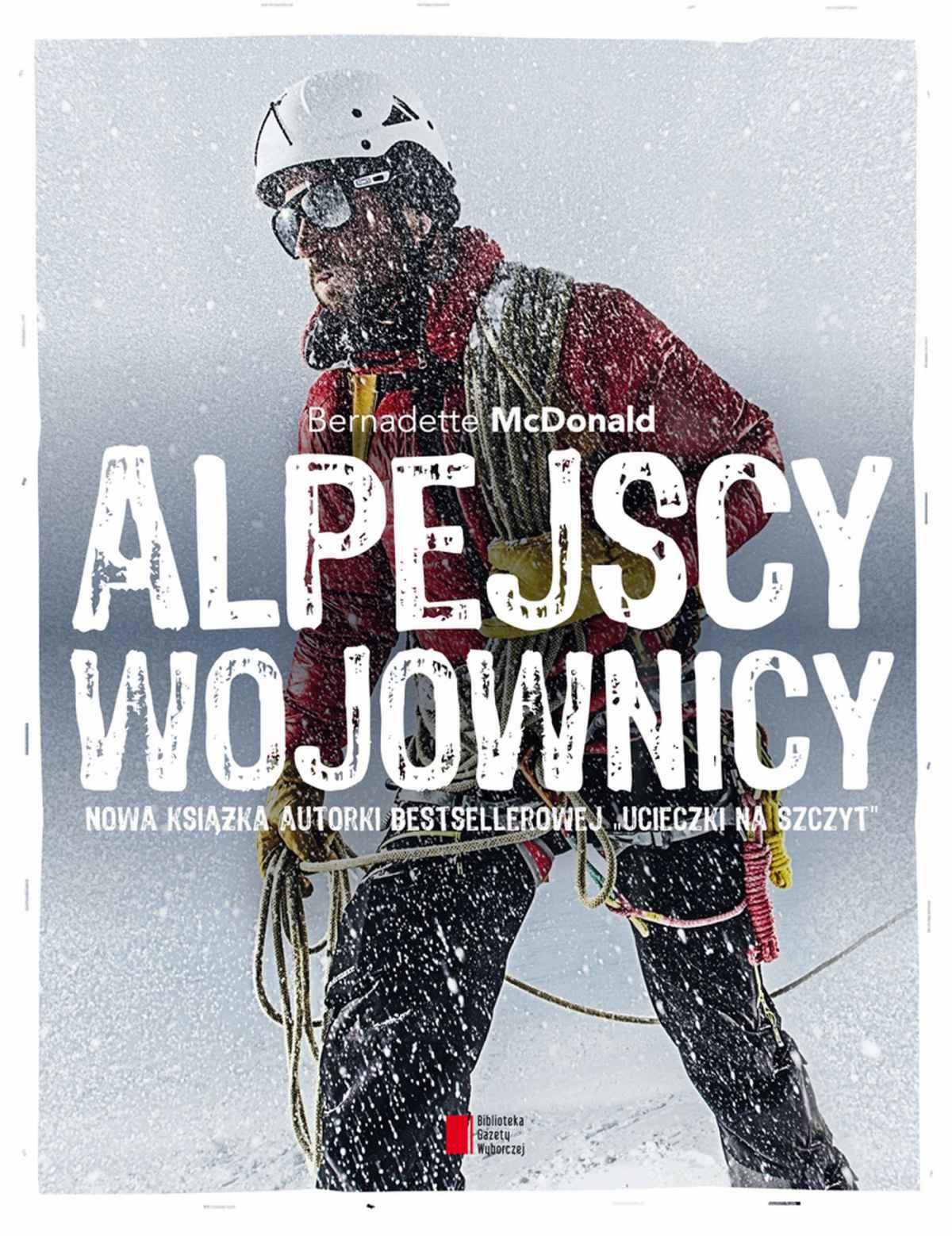 Alpejscy wojownicy - Ebook (Książka na Kindle) do pobrania w formacie MOBI