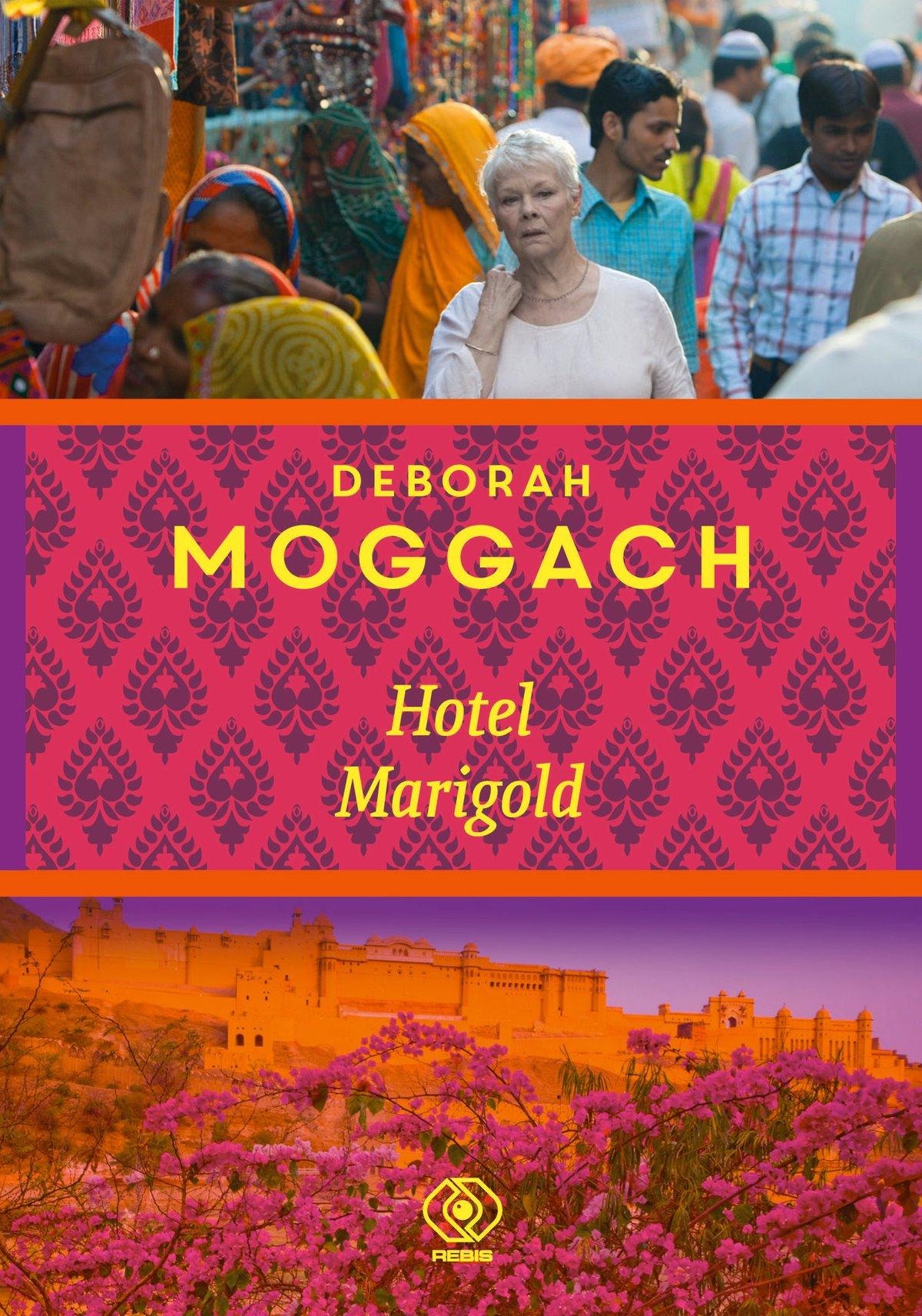 Hotel Marigold - Ebook (Książka na Kindle) do pobrania w formacie MOBI