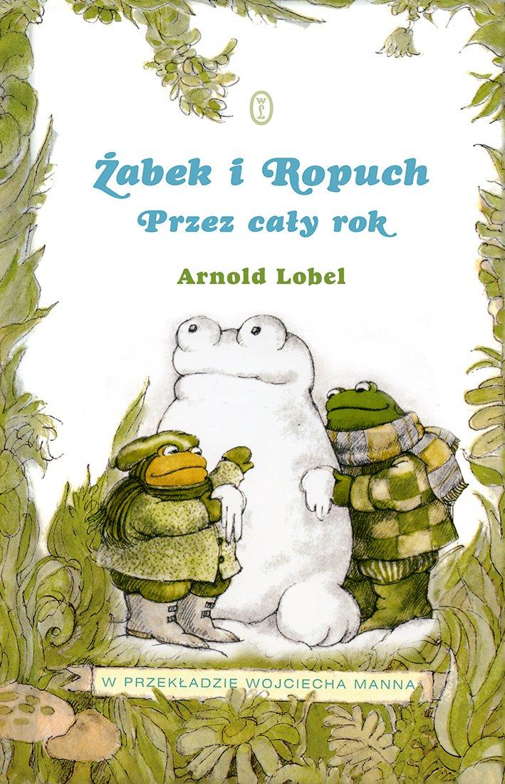 Żabek i Ropuch. Przez cały rok - Ebook (Książka na Kindle) do pobrania w formacie MOBI