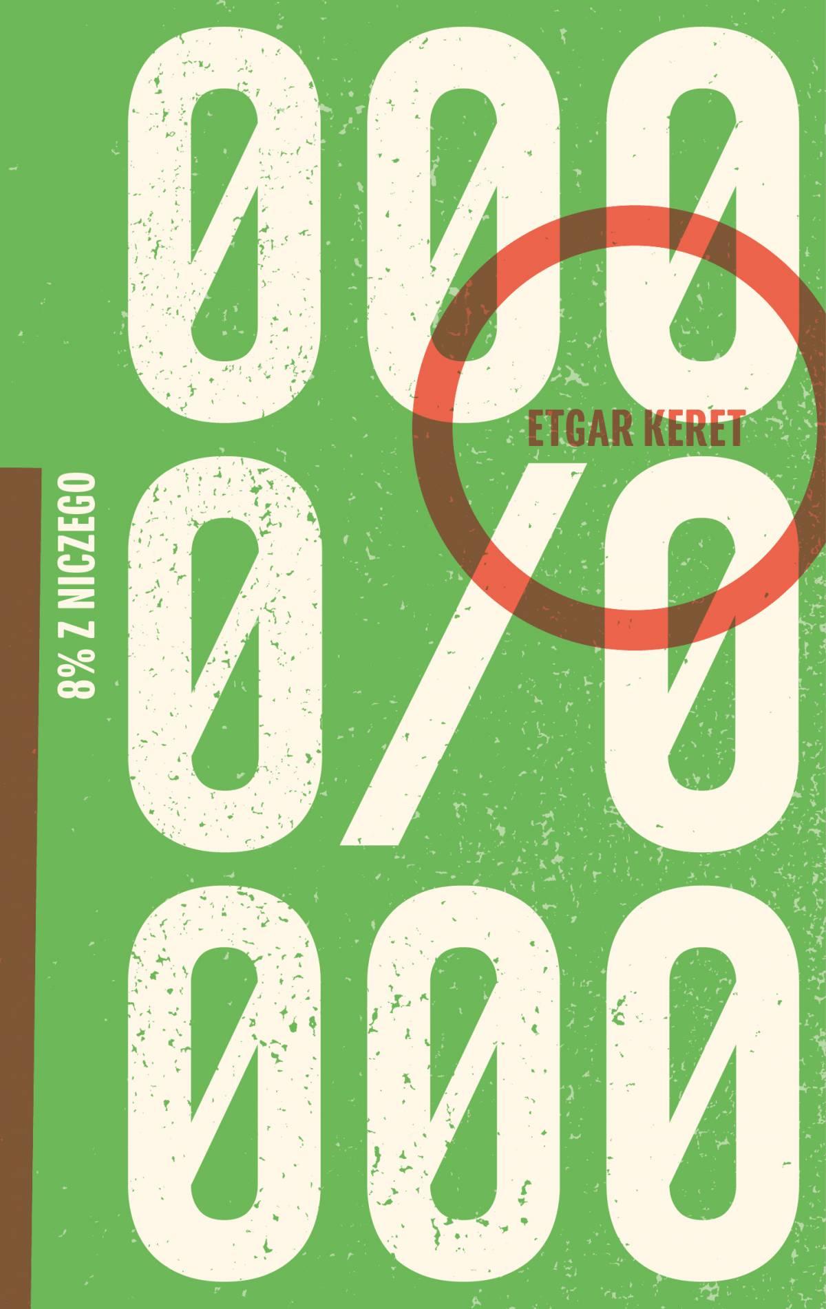 8% z niczego - Ebook (Książka EPUB) do pobrania w formacie EPUB