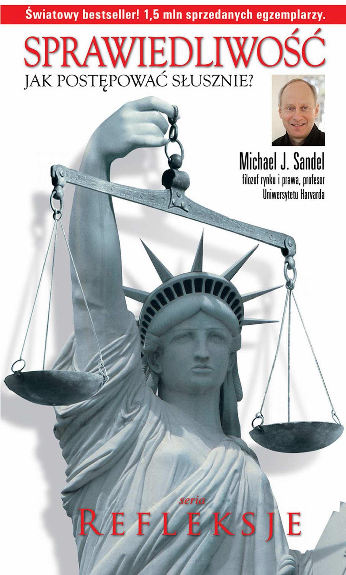 Sprawiedliwość. Jak postępować słusznie? - Ebook (Książka na Kindle) do pobrania w formacie MOBI