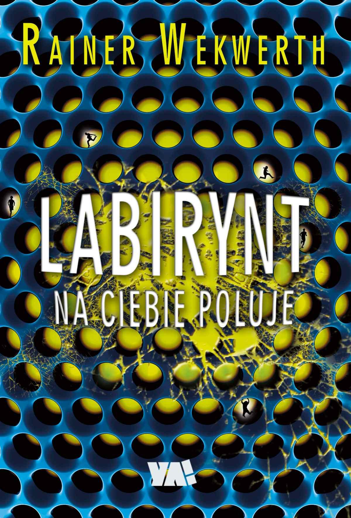 Labirynt na ciebie poluje - Ebook (Książka EPUB) do pobrania w formacie EPUB