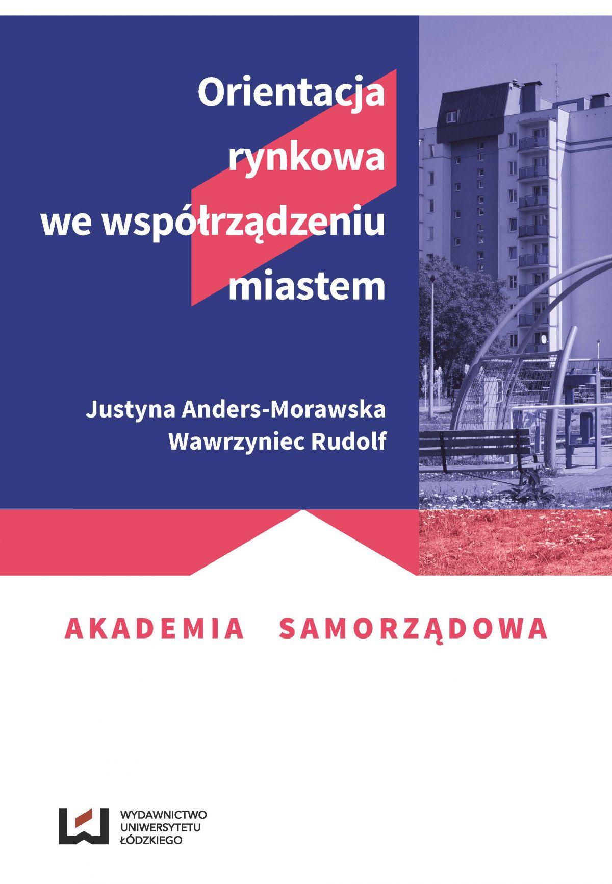 Orientacja rynkowa we współrządzeniu miastem - Ebook (Książka PDF) do pobrania w formacie PDF