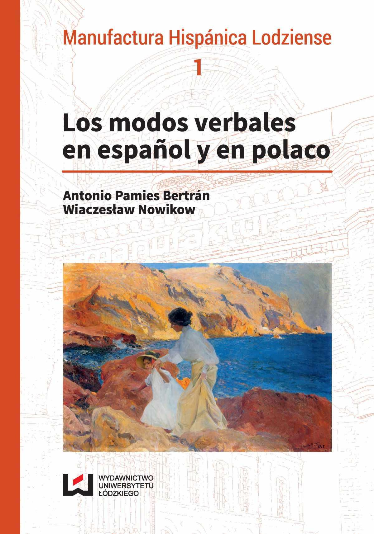 Los modos verbales en español y en polaco - Ebook (Książka PDF) do pobrania w formacie PDF