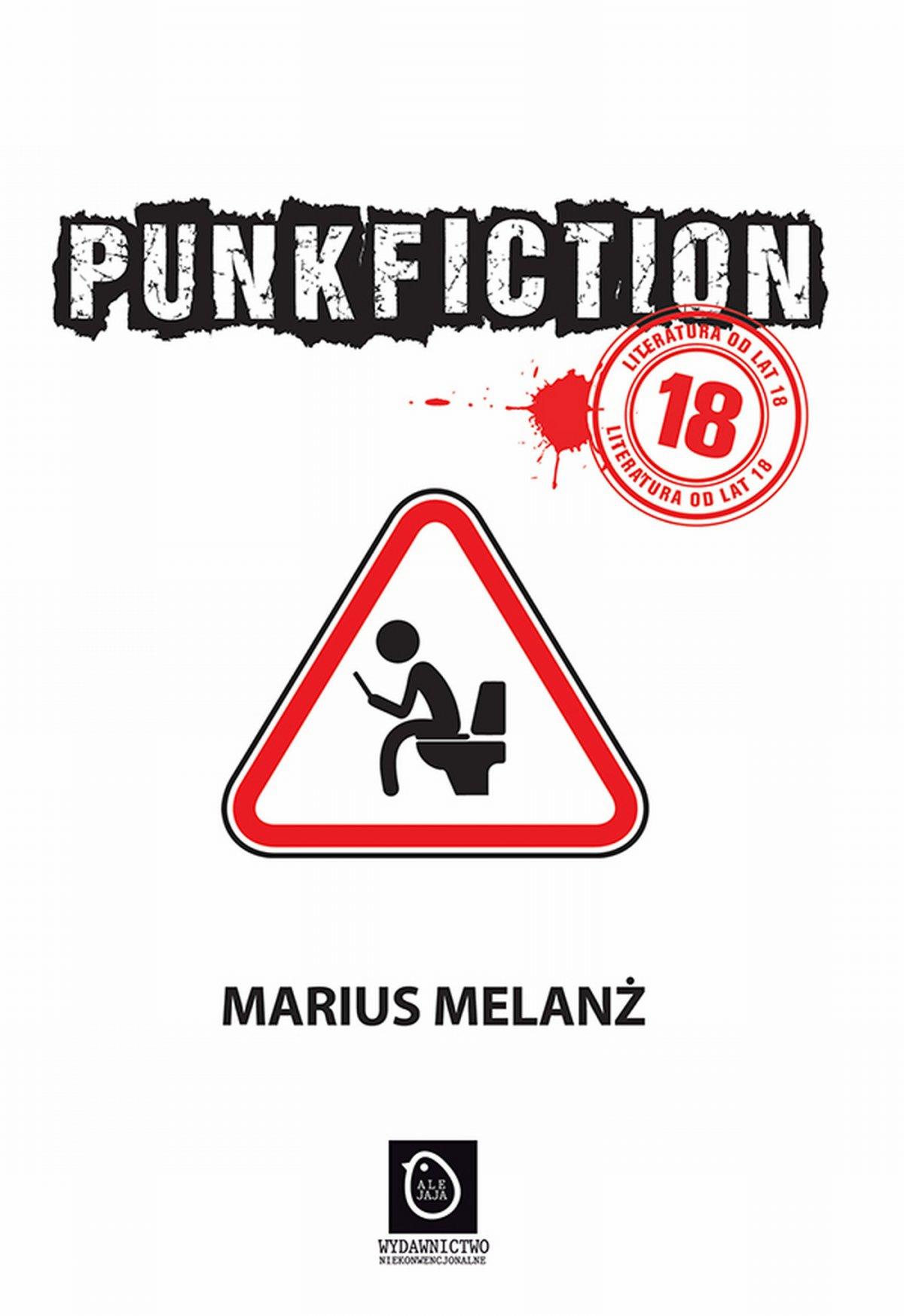Punk Fiction - Ebook (Książka EPUB) do pobrania w formacie EPUB