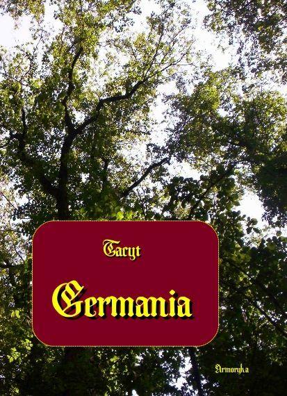 Germania - Ebook (Książka PDF) do pobrania w formacie PDF