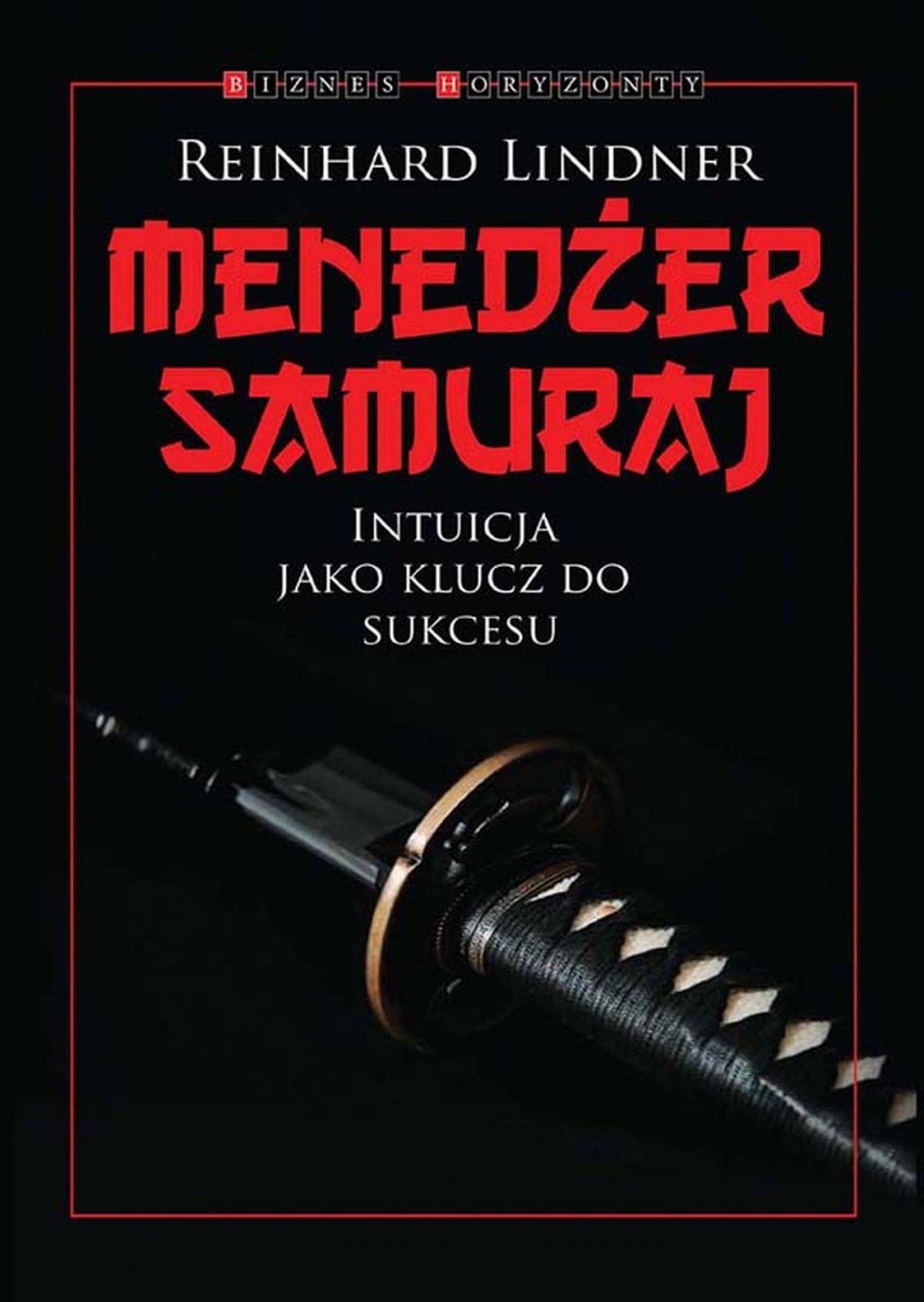 Menedżer Samuraj - Ebook (Książka EPUB) do pobrania w formacie EPUB