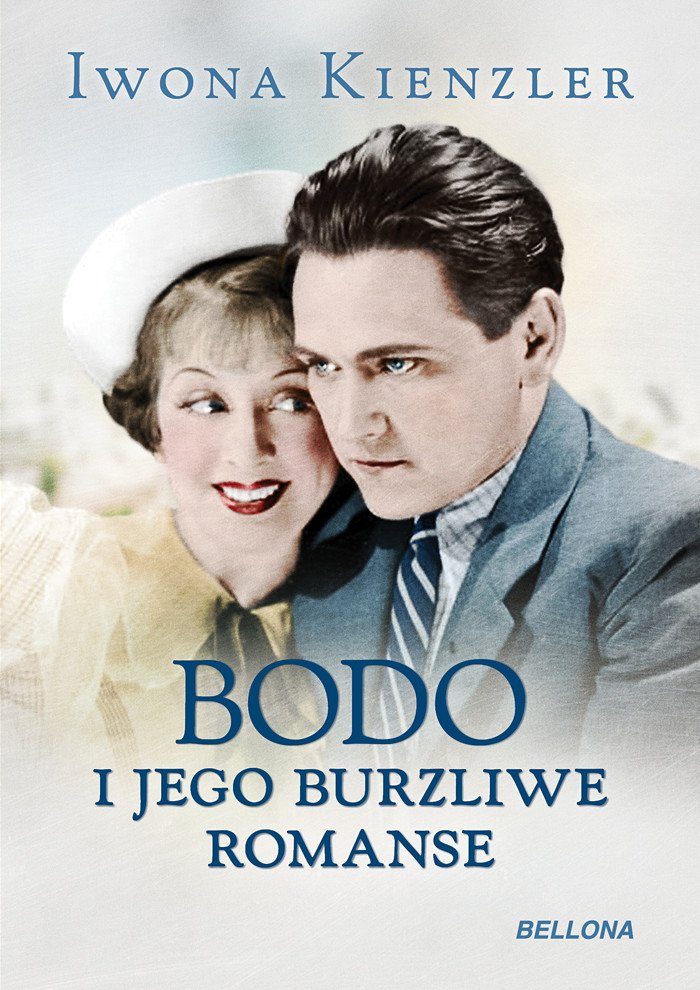 Bodo i jego burzliwe romanse - Ebook (Książka na Kindle) do pobrania w formacie MOBI