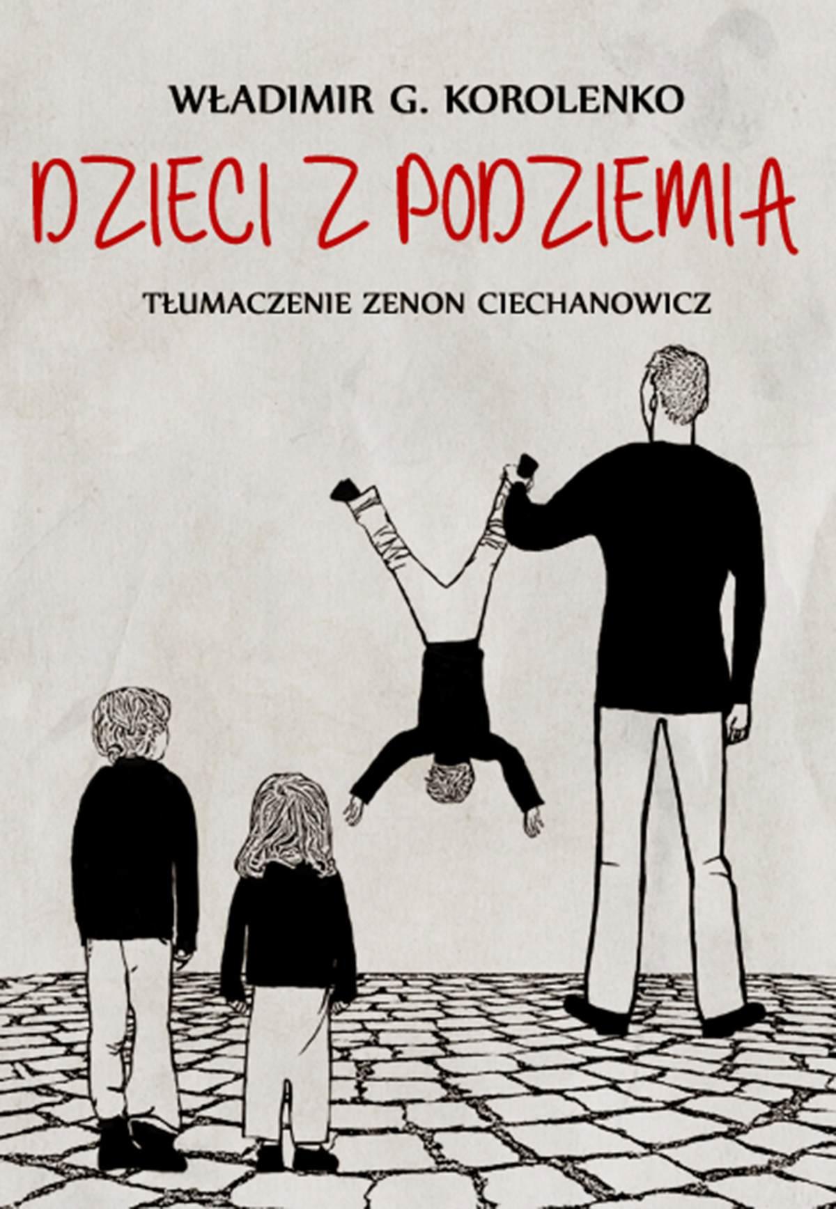 Dzieci z podziemia - Ebook (Książka EPUB) do pobrania w formacie EPUB