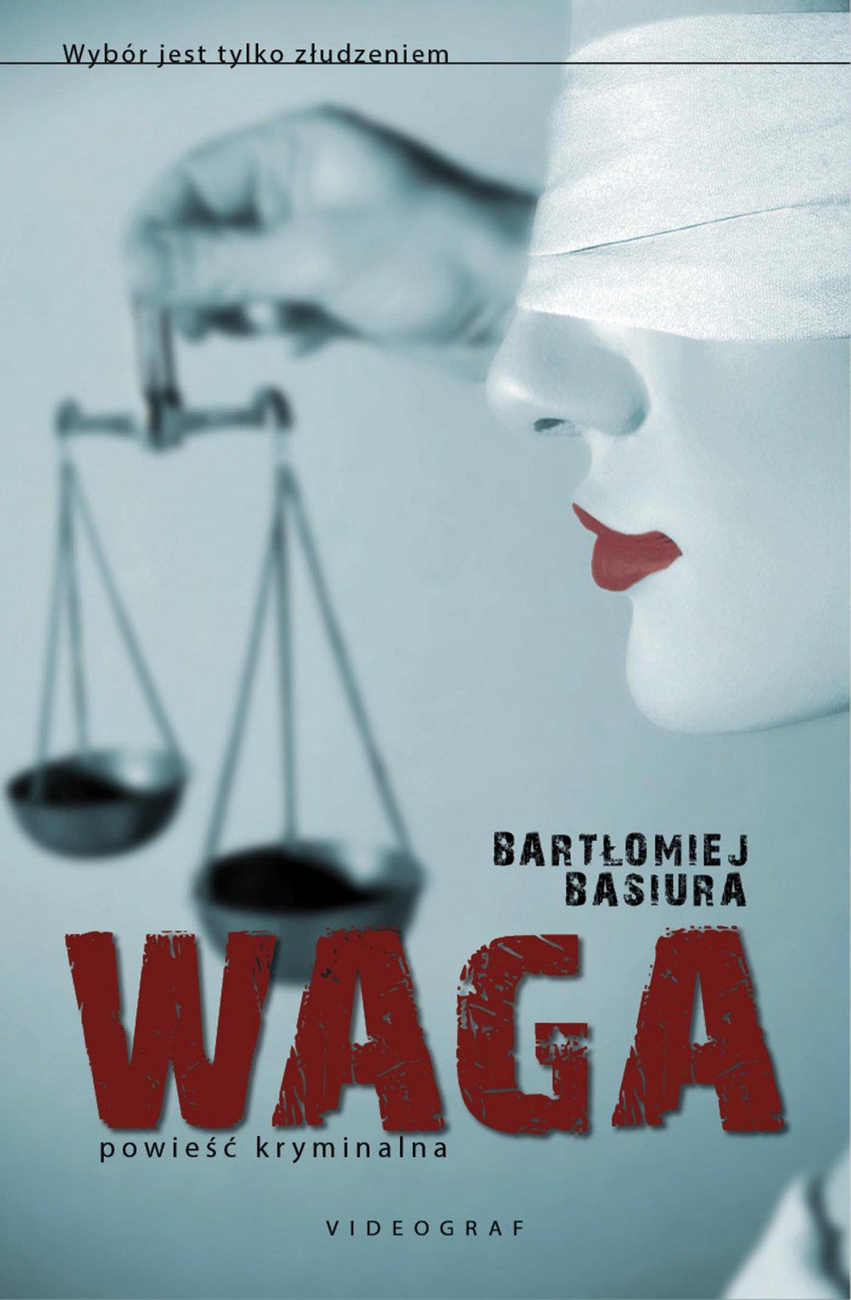 Waga - Ebook (Książka EPUB) do pobrania w formacie EPUB