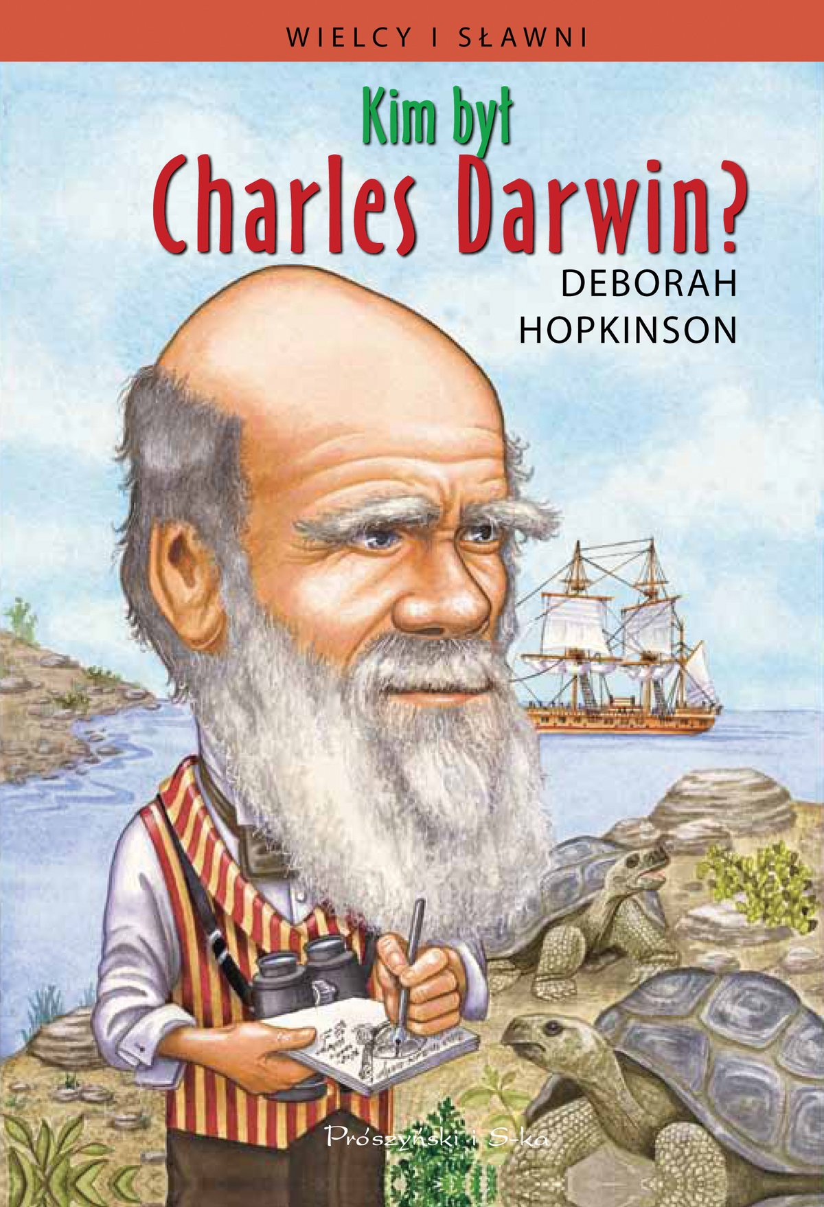 Kim był Karol Darwin ? - Ebook (Książka na Kindle) do pobrania w formacie MOBI
