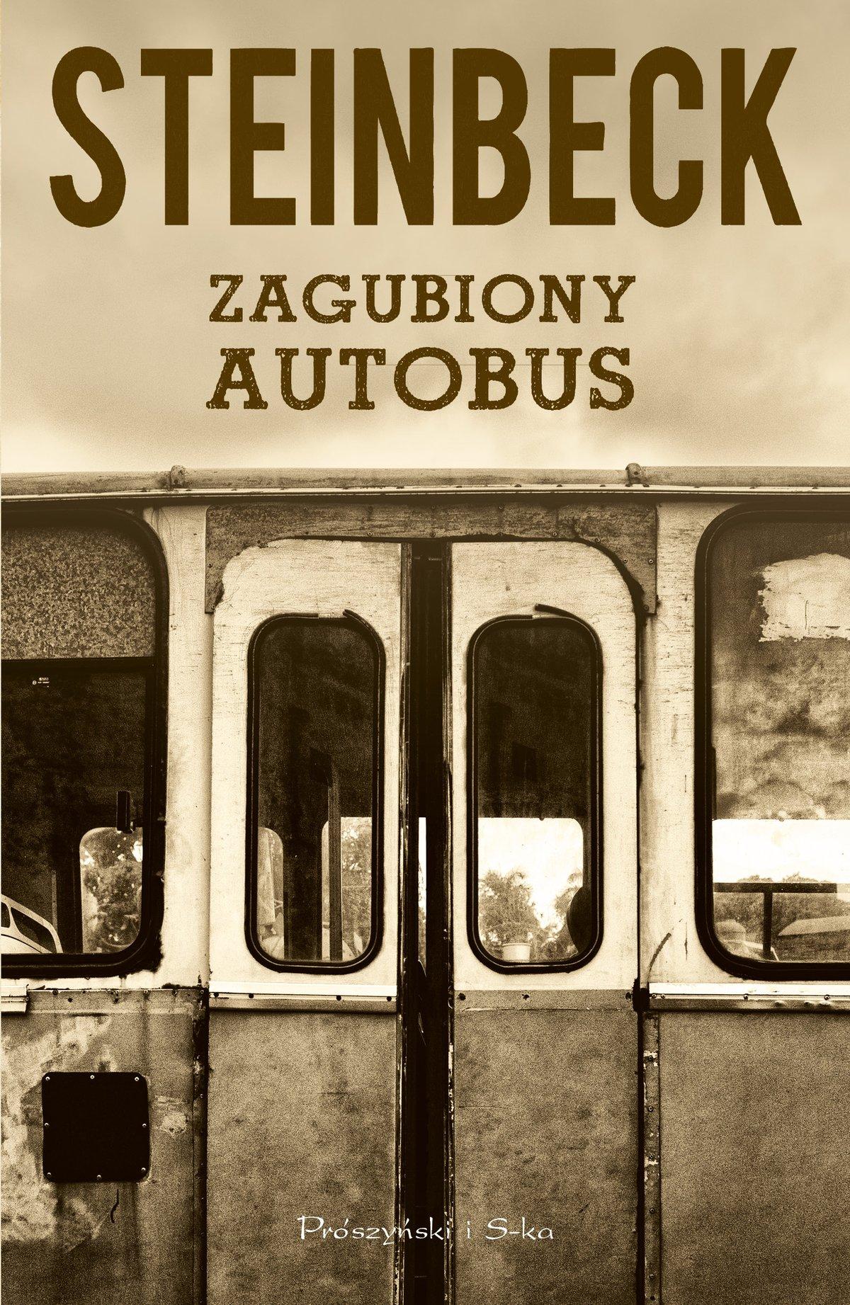 Zagubiony autobus - Ebook (Książka na Kindle) do pobrania w formacie MOBI