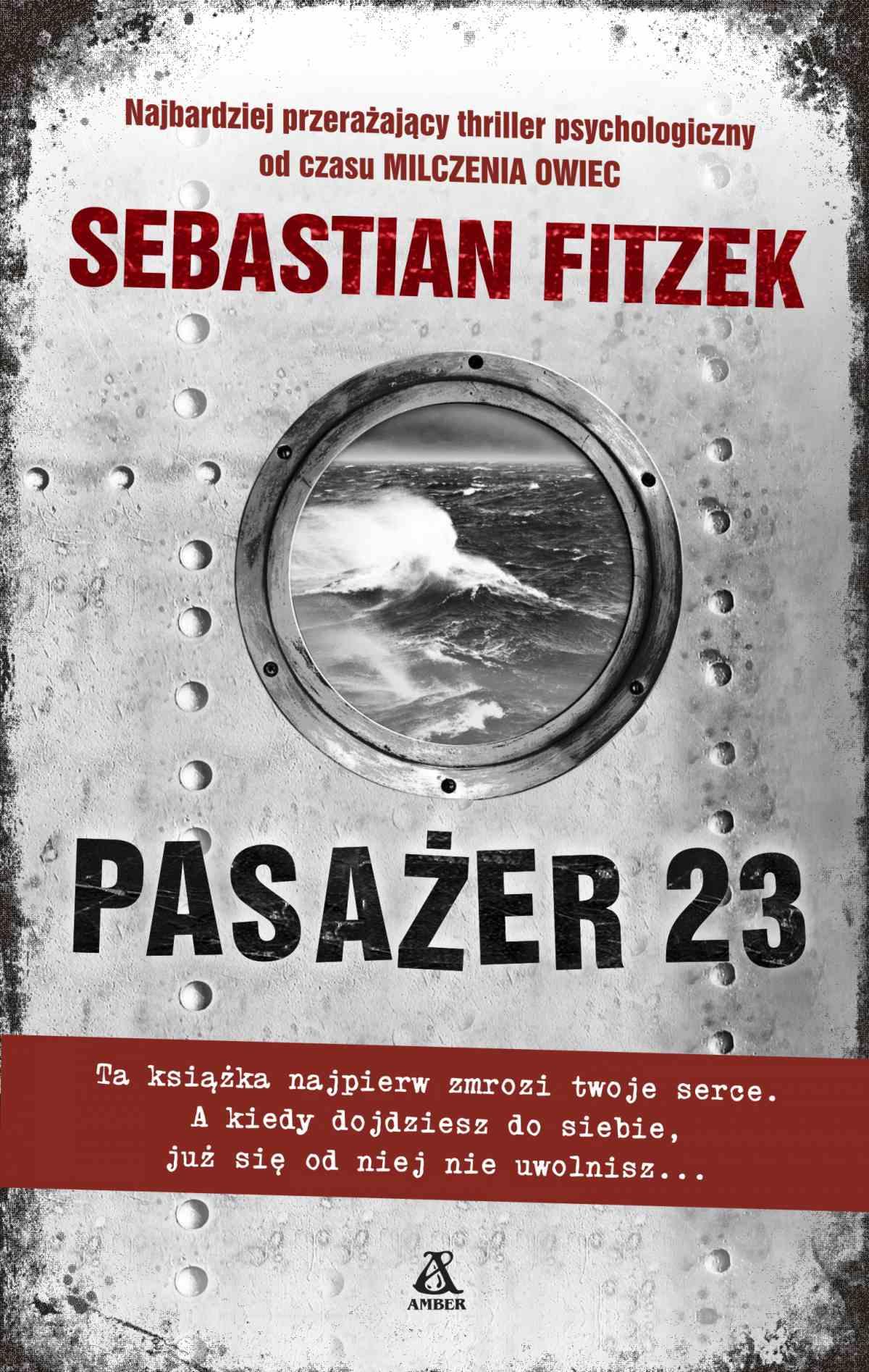 Pasażer 23 - Ebook (Książka na Kindle) do pobrania w formacie MOBI