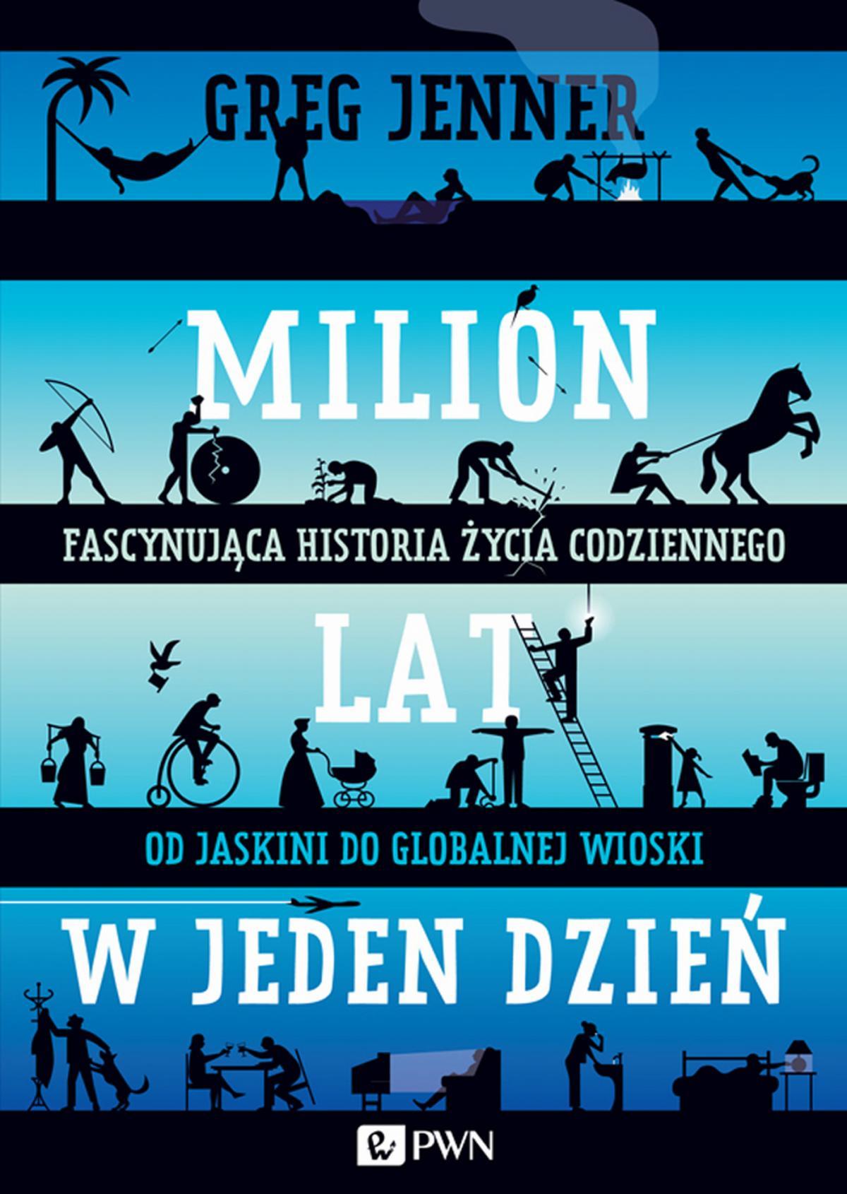 Milion lat w jeden dzień - Ebook (Książka EPUB) do pobrania w formacie EPUB