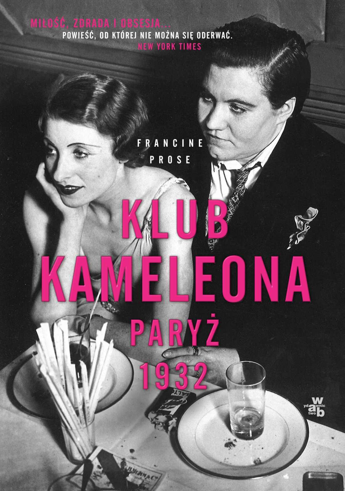 Klub Kameleona, Paryż 1932 - Ebook (Książka na Kindle) do pobrania w formacie MOBI