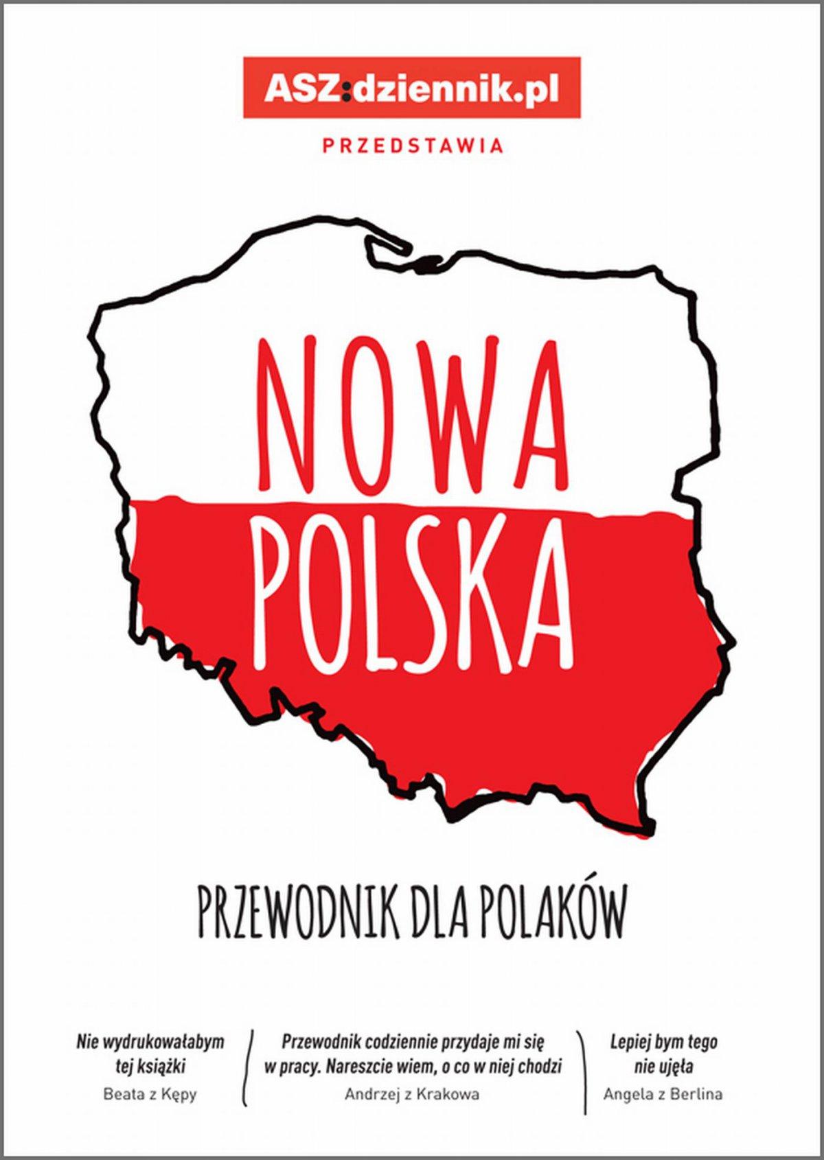 Nowa Polska. Przewodnik dla Polaków - Ebook (Książka na Kindle) do pobrania w formacie MOBI