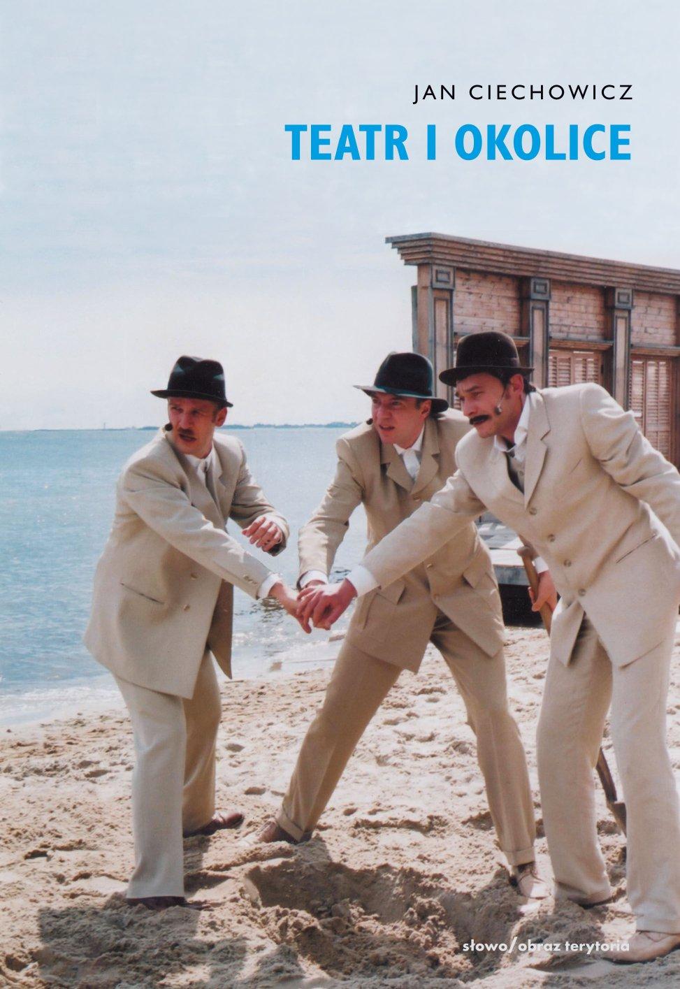 Teatr i okolice - Ebook (Książka na Kindle) do pobrania w formacie MOBI