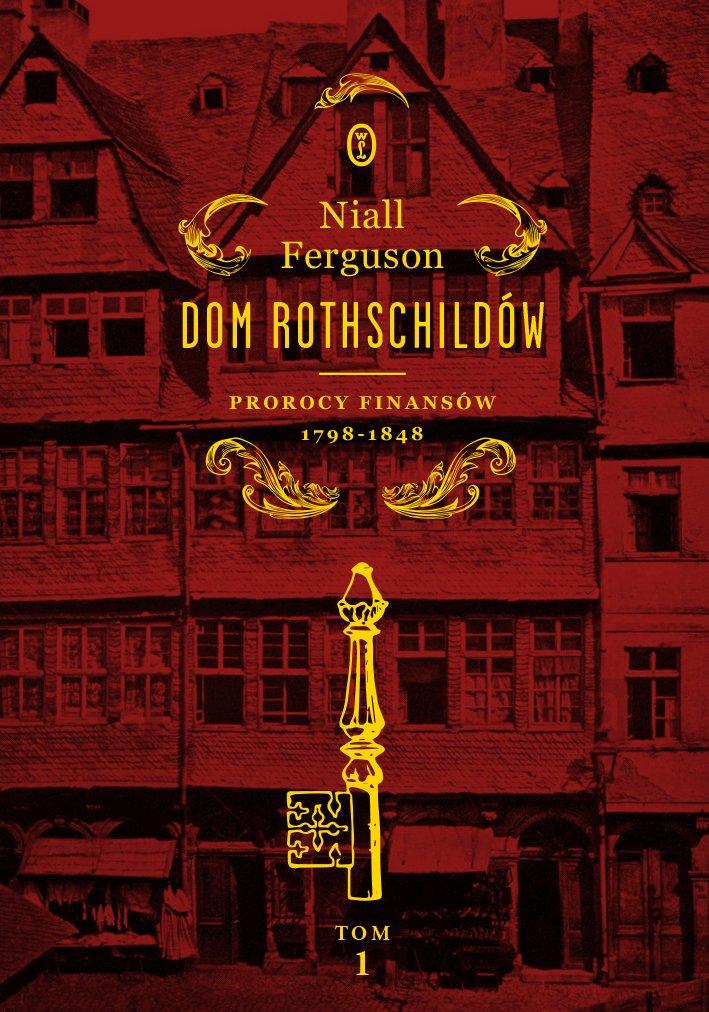 Dom Rothschildów Tom I - Ebook (Książka na Kindle) do pobrania w formacie MOBI