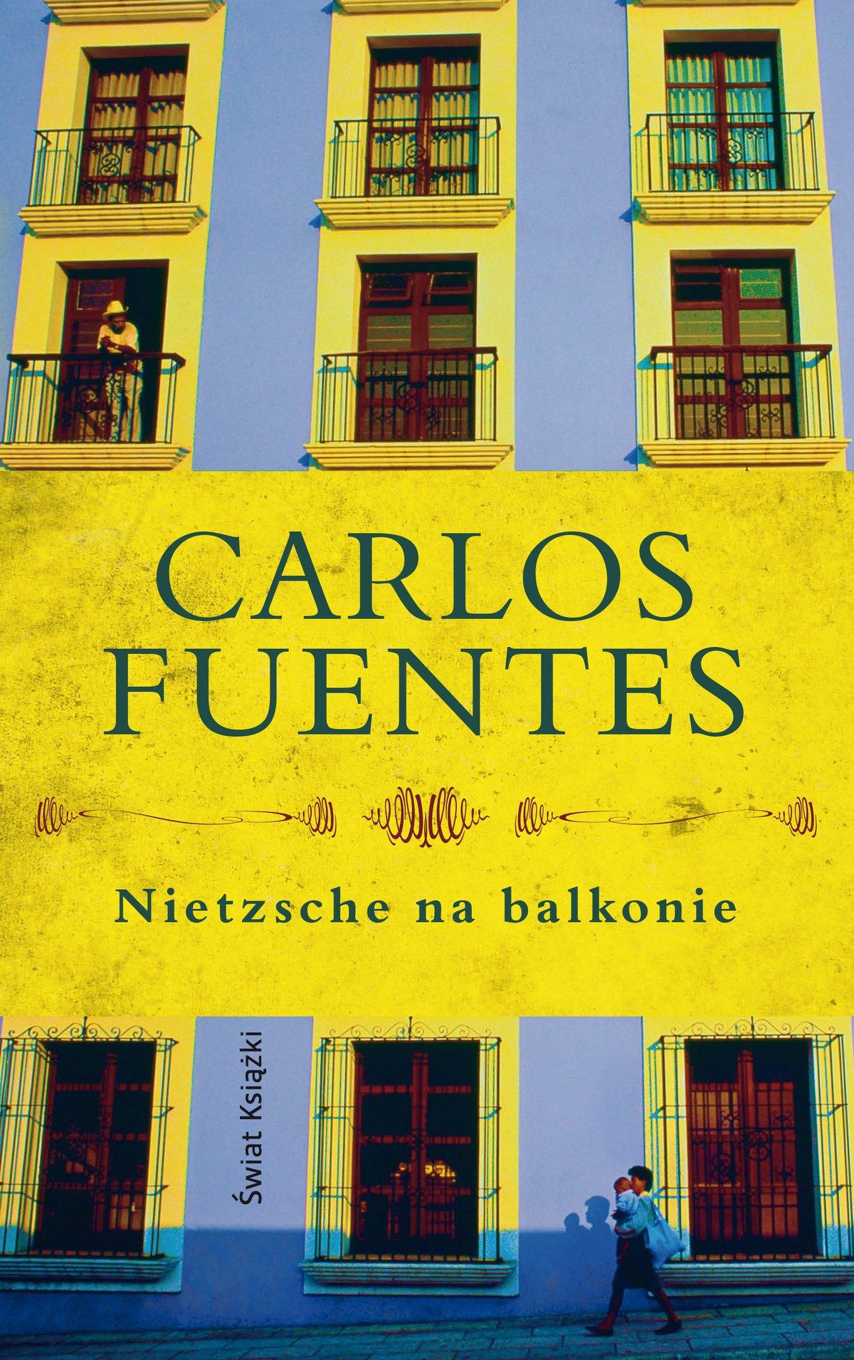 Nietzsche na balkonie - Ebook (Książka na Kindle) do pobrania w formacie MOBI