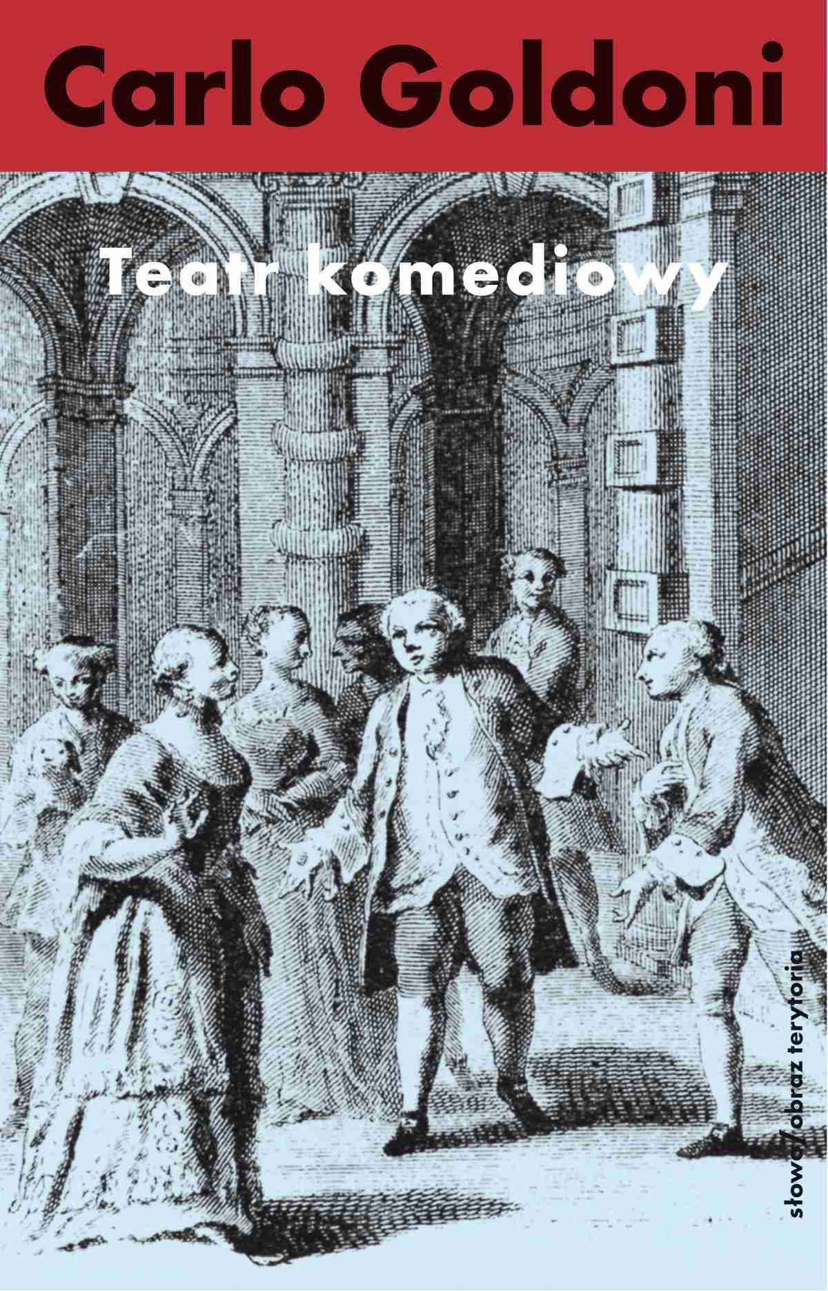 Teatr komediowy - Ebook (Książka na Kindle) do pobrania w formacie MOBI