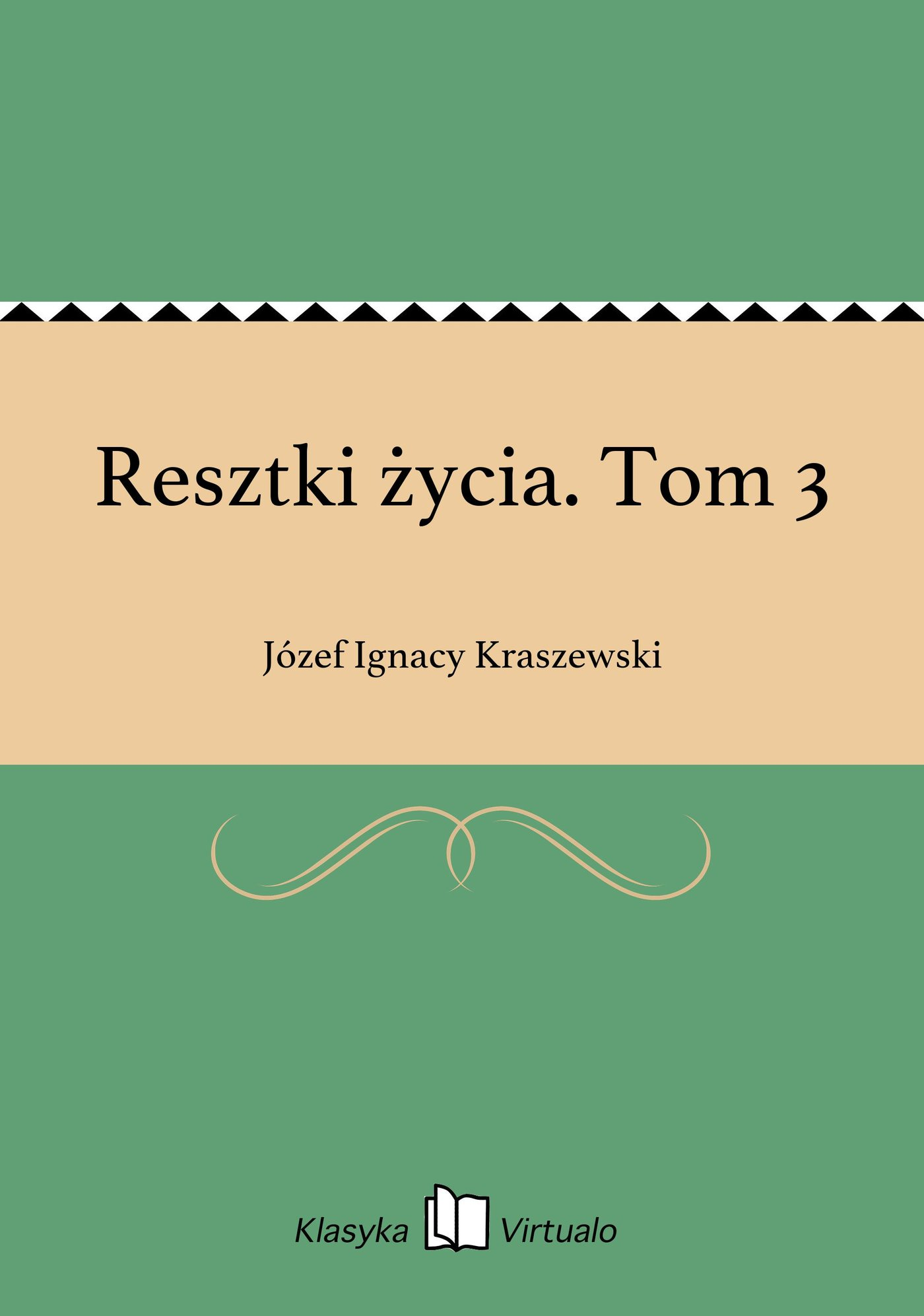 Resztki życia. Tom 3 - Ebook (Książka na Kindle) do pobrania w formacie MOBI