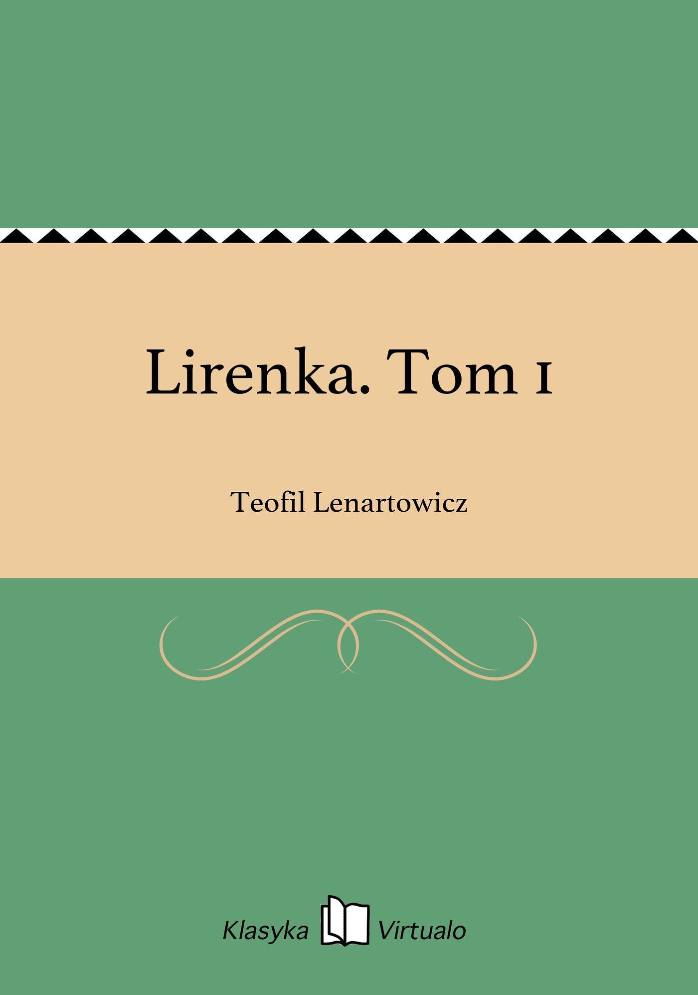 Lirenka. Tom 1 - Ebook (Książka na Kindle) do pobrania w formacie MOBI