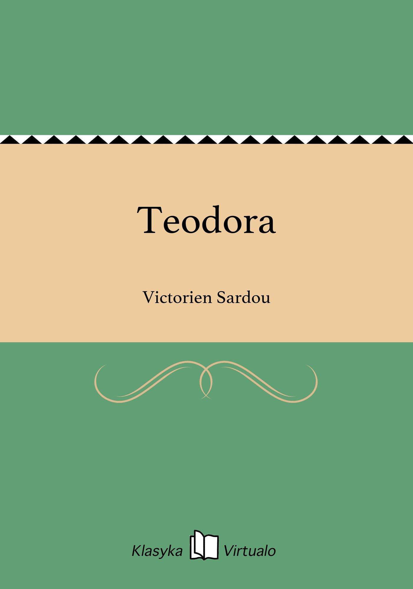 Teodora - Ebook (Książka na Kindle) do pobrania w formacie MOBI