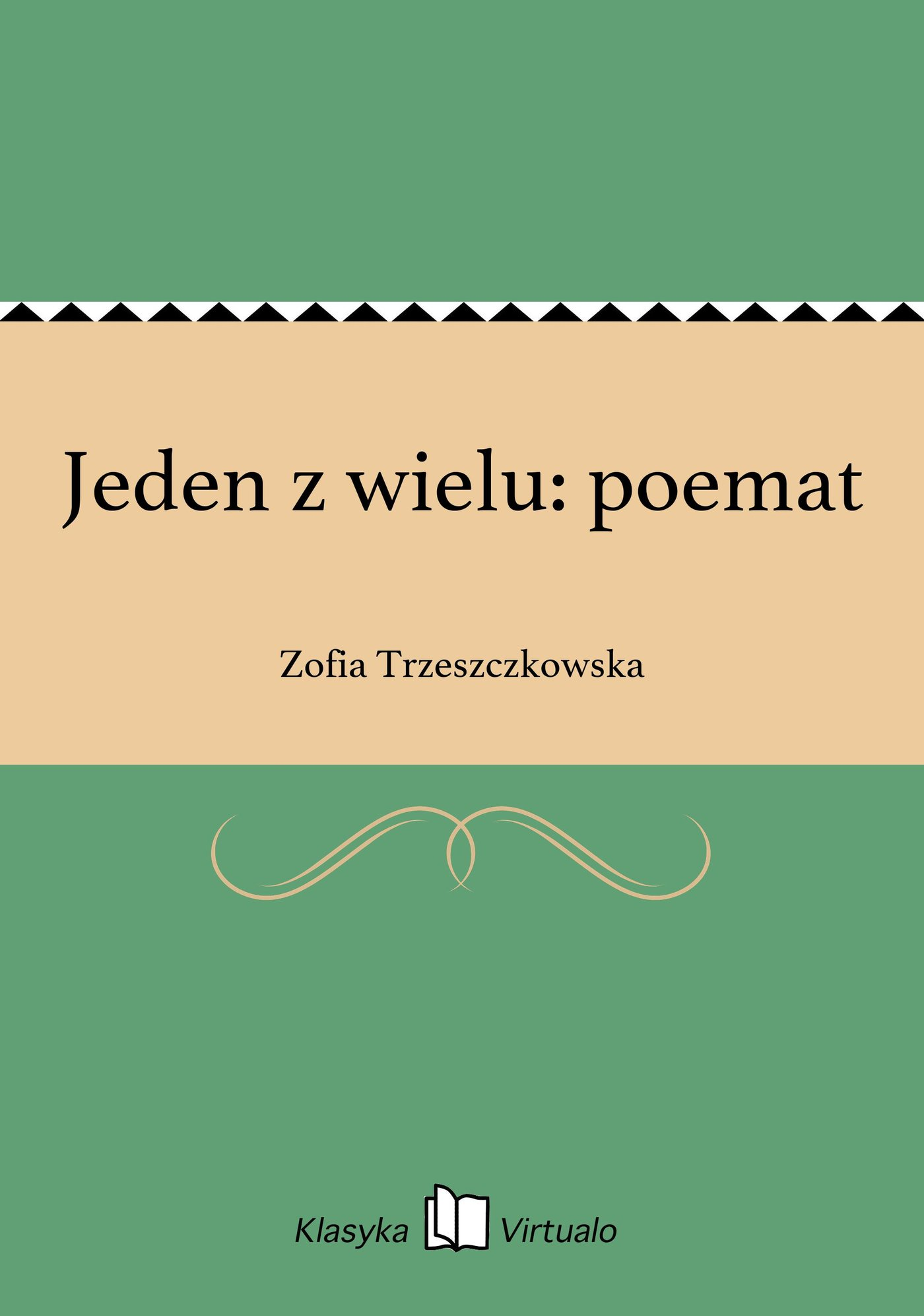 Jeden z wielu: poemat - Ebook (Książka na Kindle) do pobrania w formacie MOBI