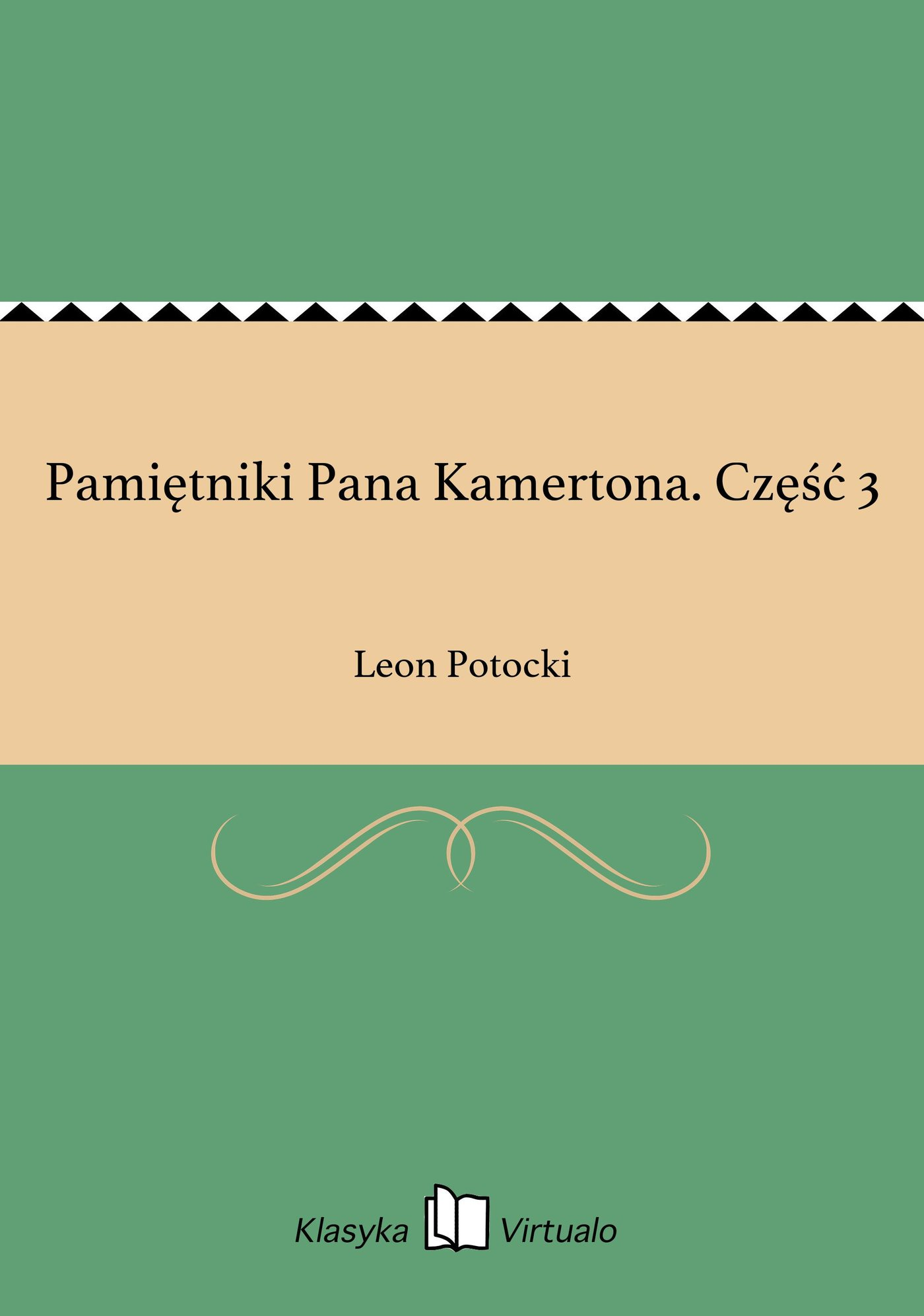 Pamiętniki Pana Kamertona. Część 3 - Ebook (Książka na Kindle) do pobrania w formacie MOBI
