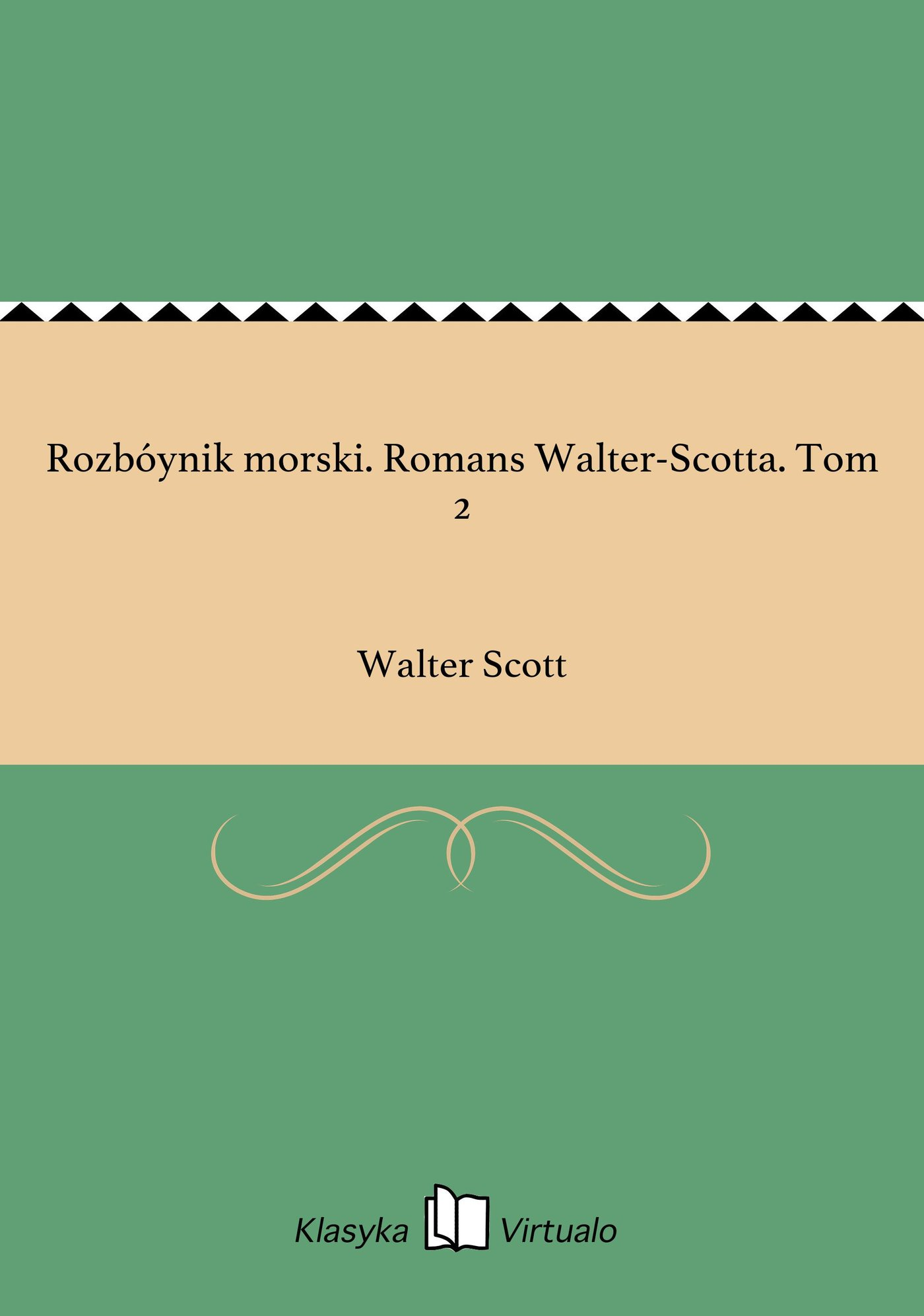 Rozbóynik morski. Romans Walter-Scotta. Tom 2 - Ebook (Książka na Kindle) do pobrania w formacie MOBI