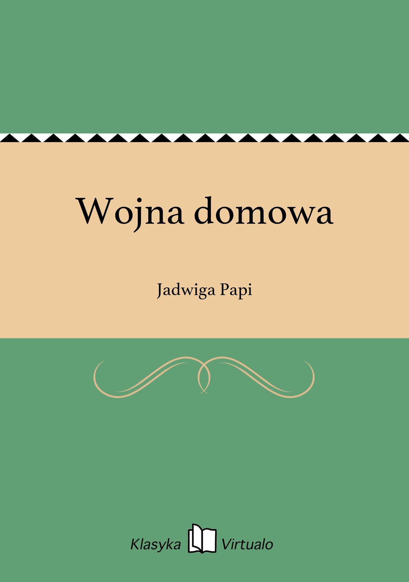 Wojna domowa - Ebook (Książka na Kindle) do pobrania w formacie MOBI