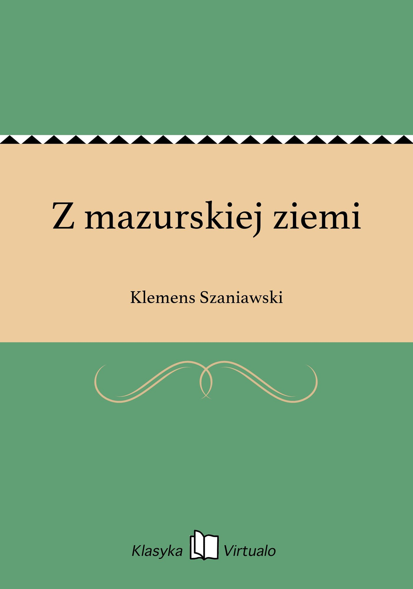 Z mazurskiej ziemi - Ebook (Książka na Kindle) do pobrania w formacie MOBI
