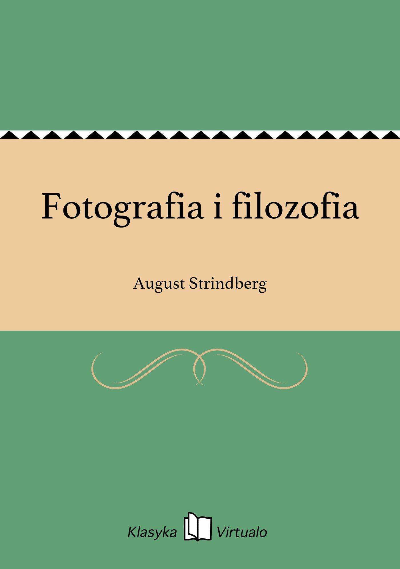 Fotografia i filozofia - Ebook (Książka na Kindle) do pobrania w formacie MOBI