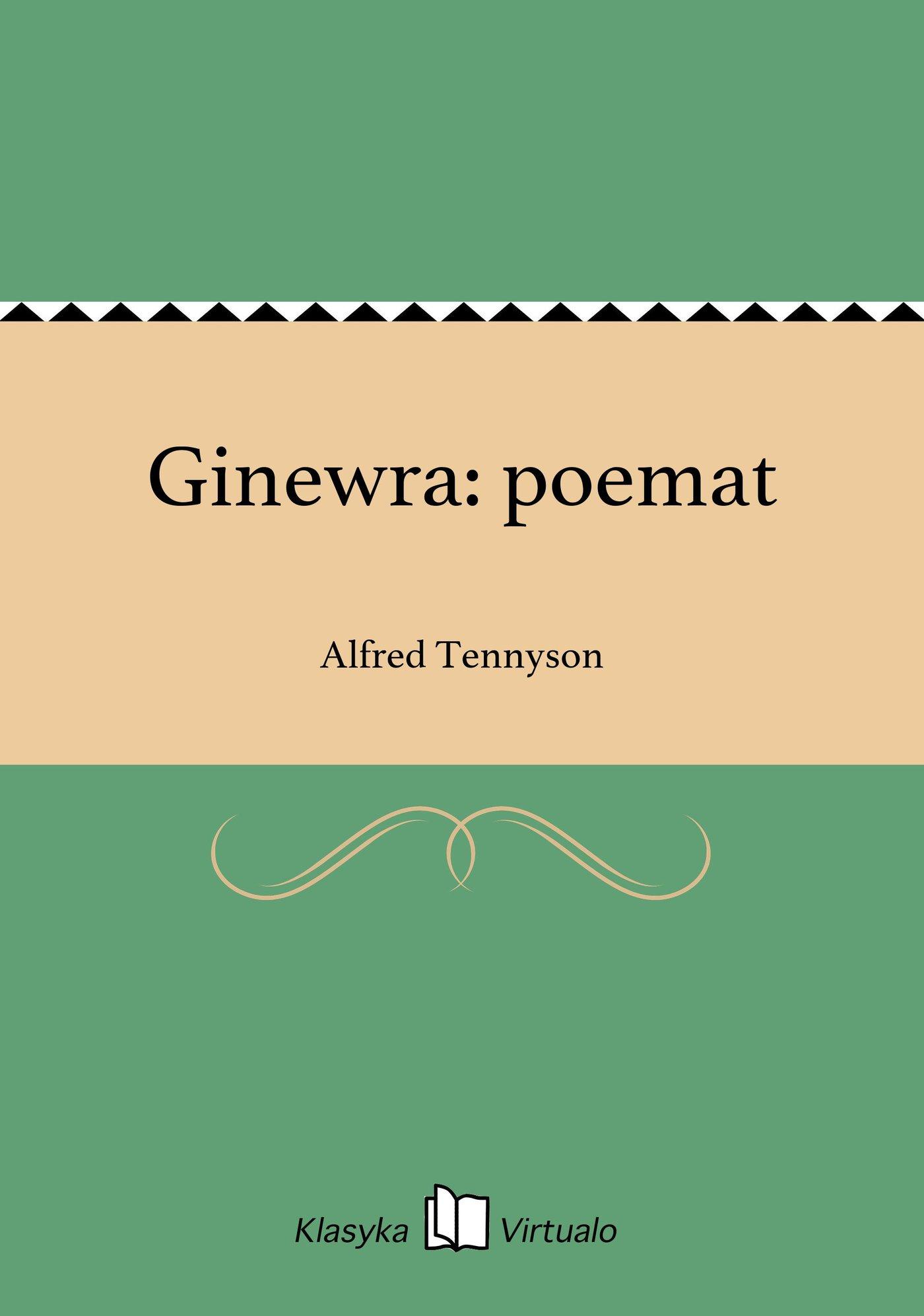 Ginewra: poemat - Ebook (Książka na Kindle) do pobrania w formacie MOBI
