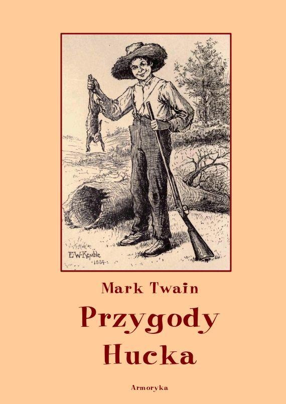 Przygody Hucka - Ebook (Książka PDF) do pobrania w formacie PDF