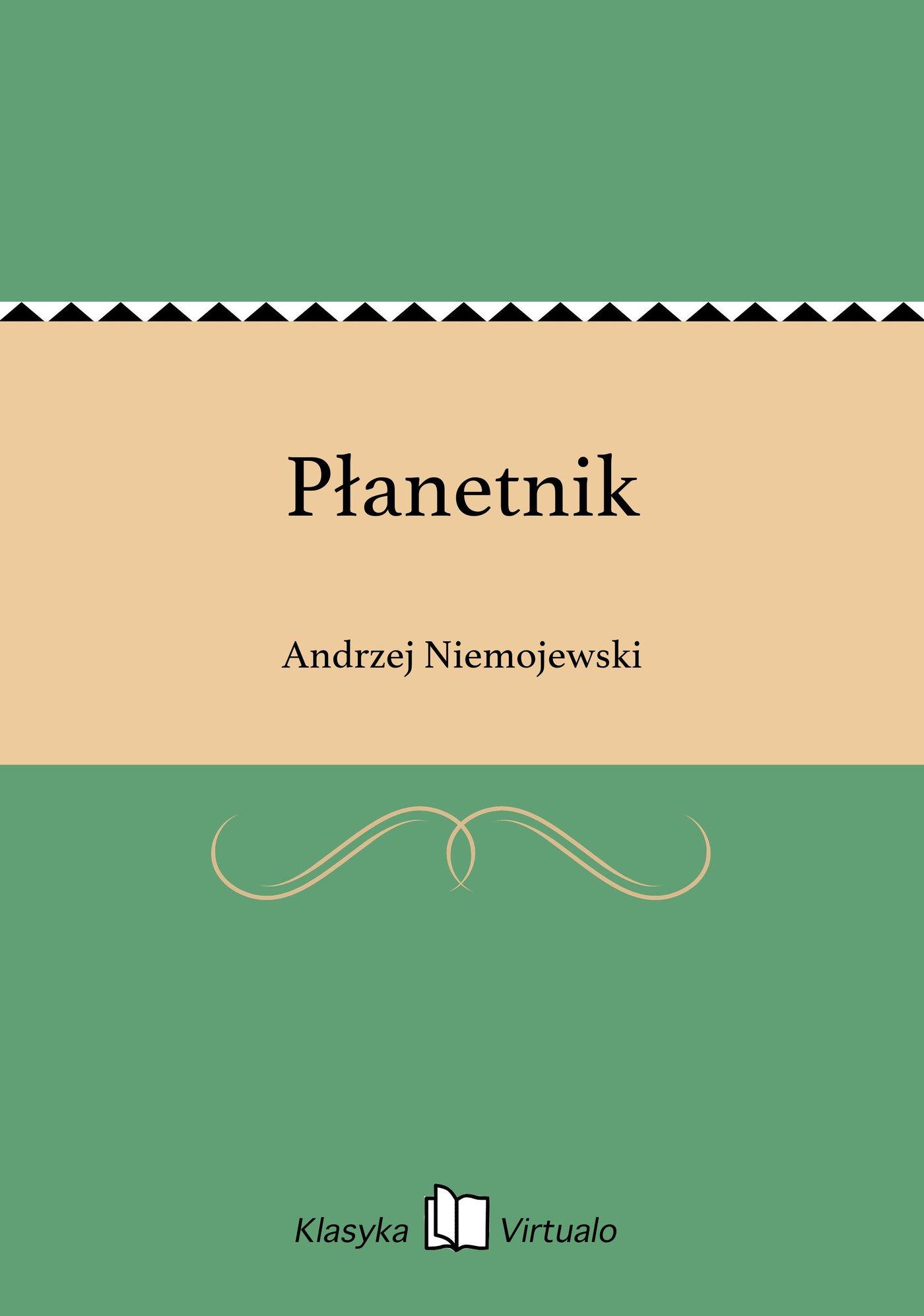 Płanetnik - Ebook (Książka na Kindle) do pobrania w formacie MOBI