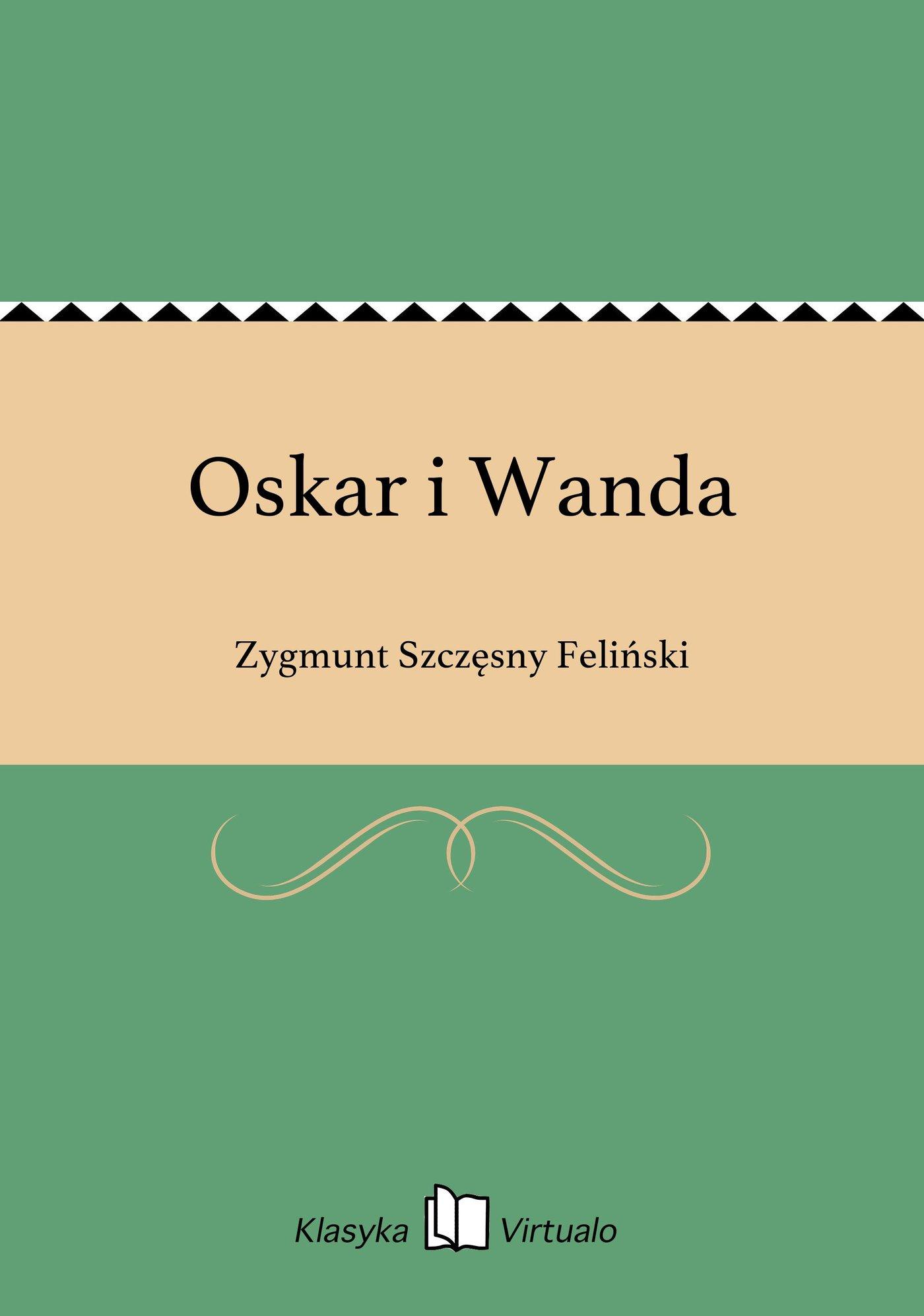 Oskar i Wanda - Ebook (Książka na Kindle) do pobrania w formacie MOBI