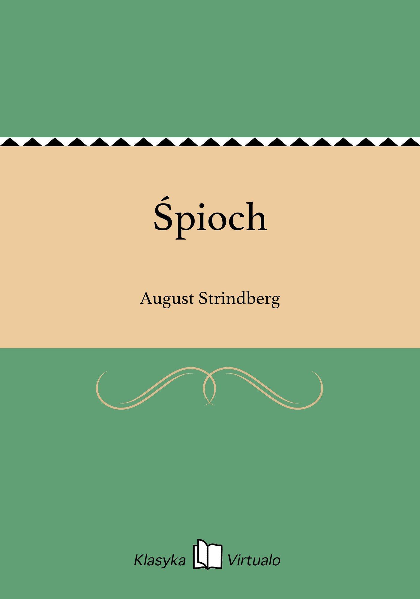 Śpioch - Ebook (Książka na Kindle) do pobrania w formacie MOBI