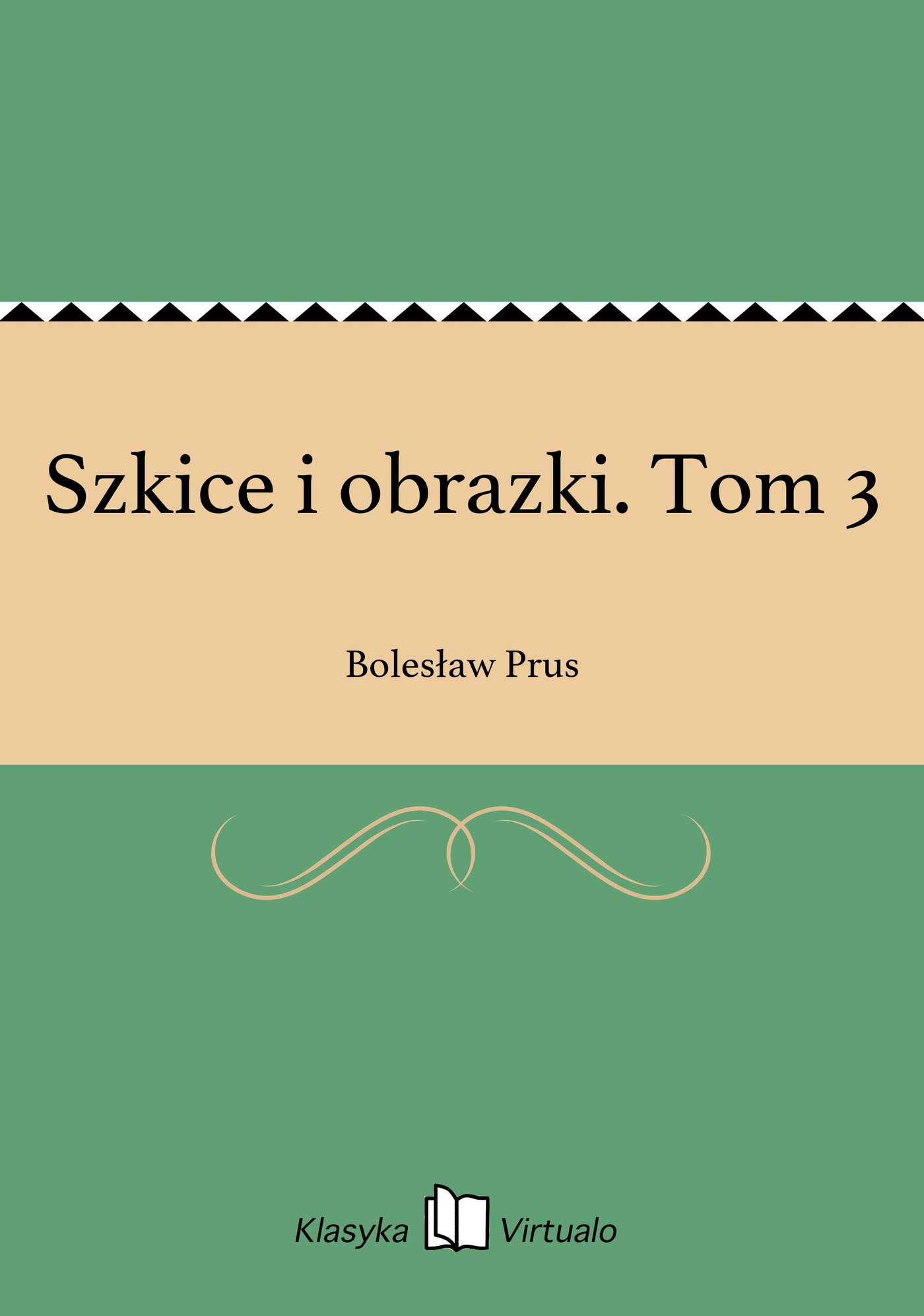 Szkice i obrazki. Tom 3 - Ebook (Książka na Kindle) do pobrania w formacie MOBI