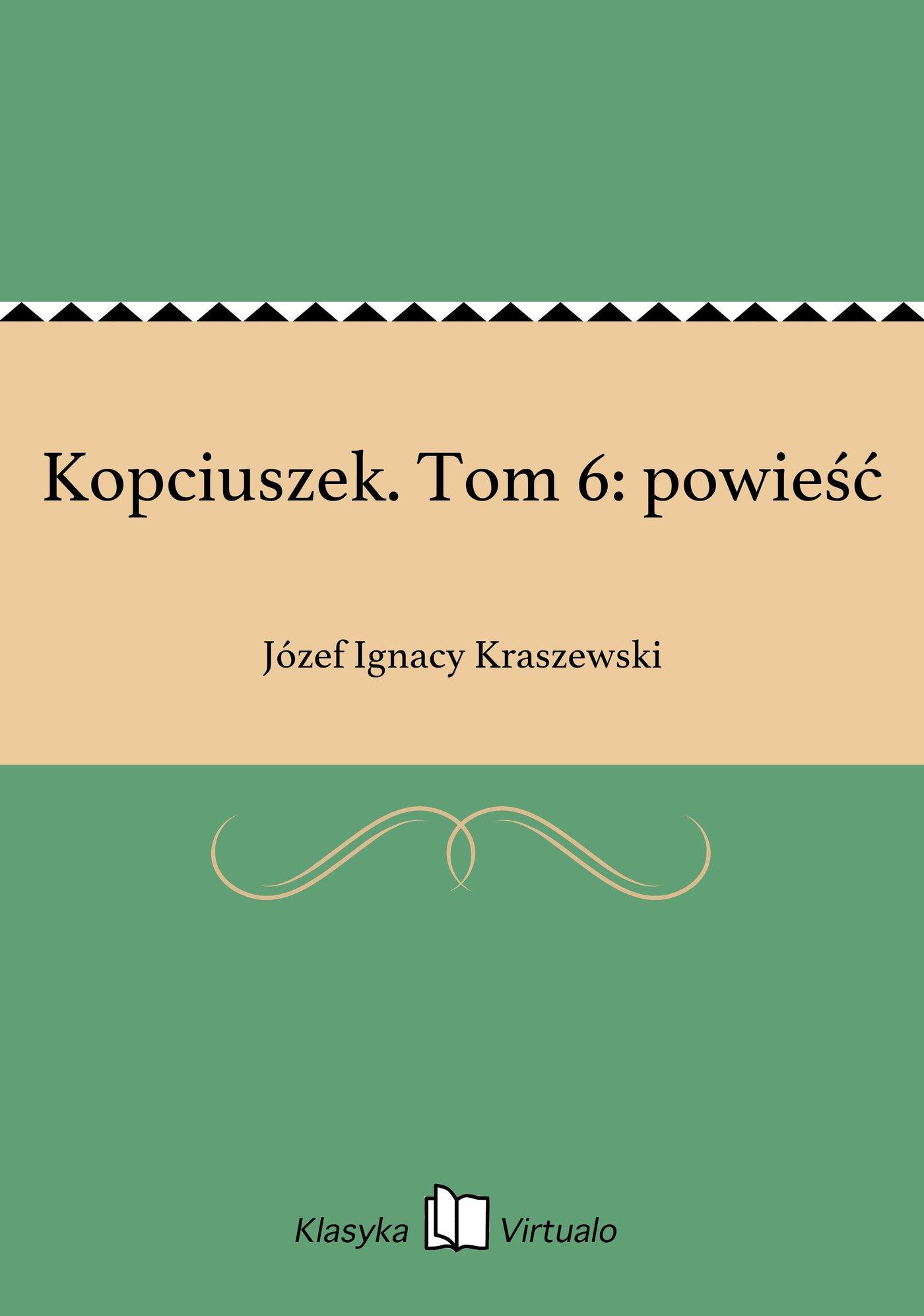 Kopciuszek. Tom 6: powieść - Ebook (Książka na Kindle) do pobrania w formacie MOBI