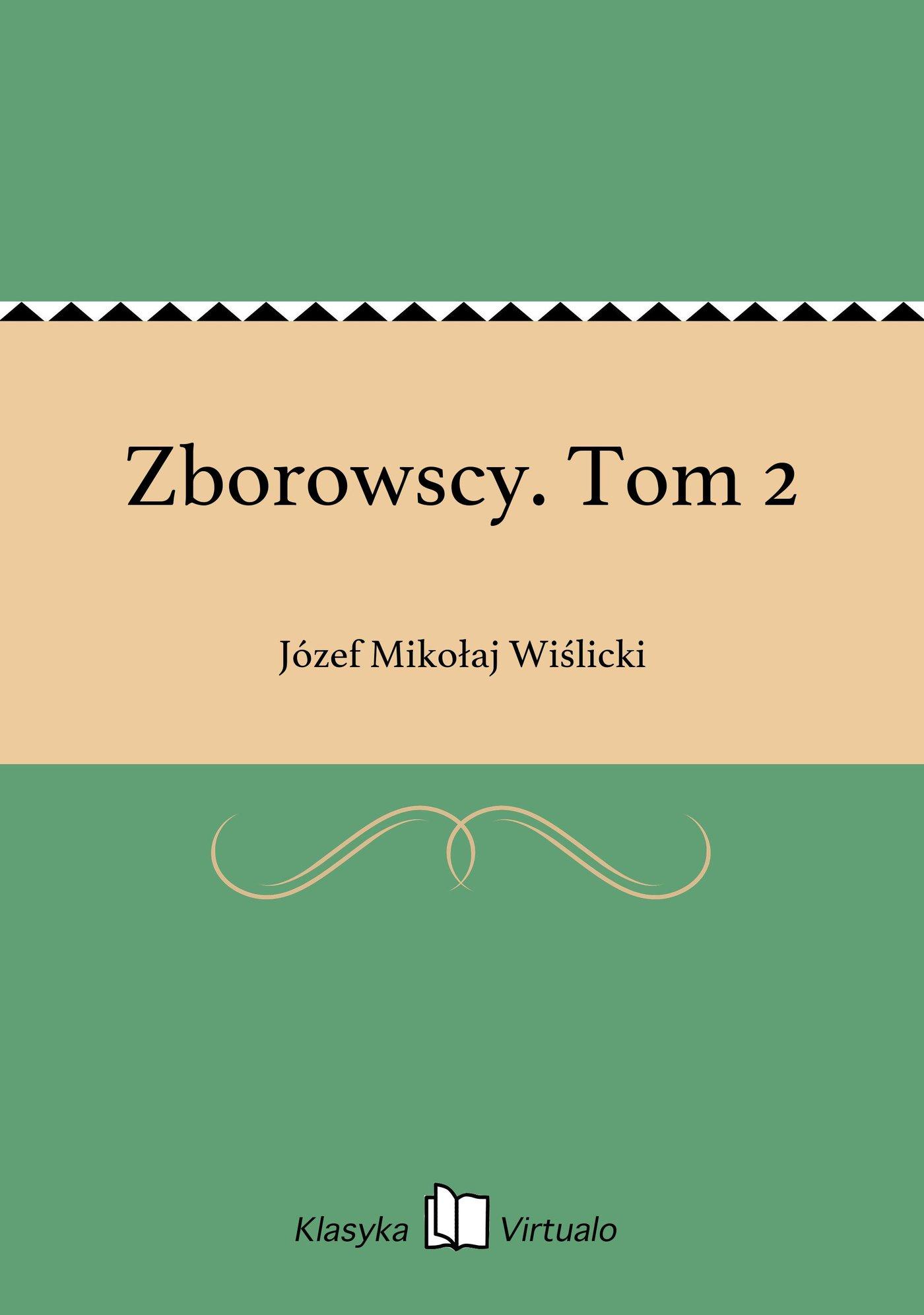 Zborowscy. Tom 2 - Ebook (Książka na Kindle) do pobrania w formacie MOBI