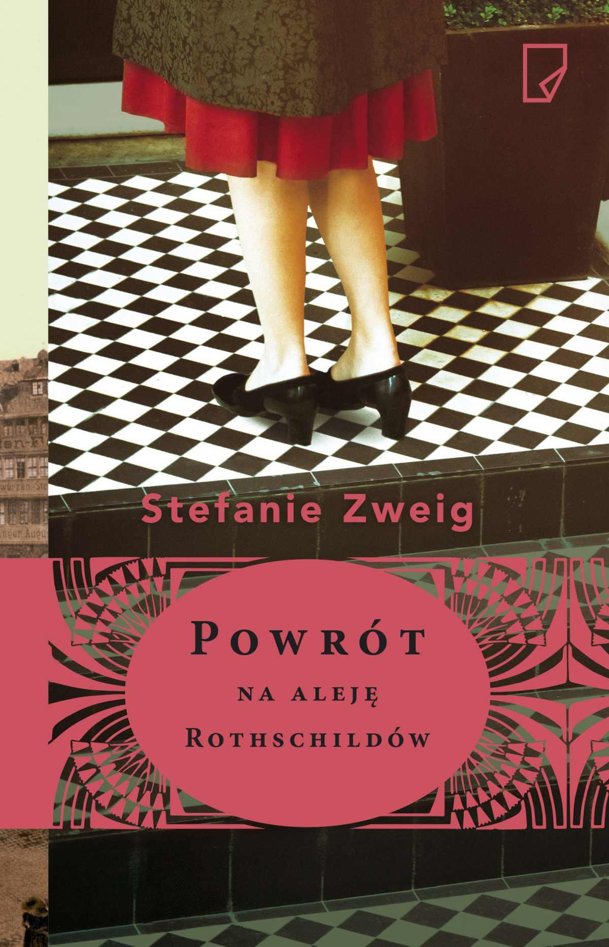 Powrót na aleję Rothschildów - Ebook (Książka na Kindle) do pobrania w formacie MOBI
