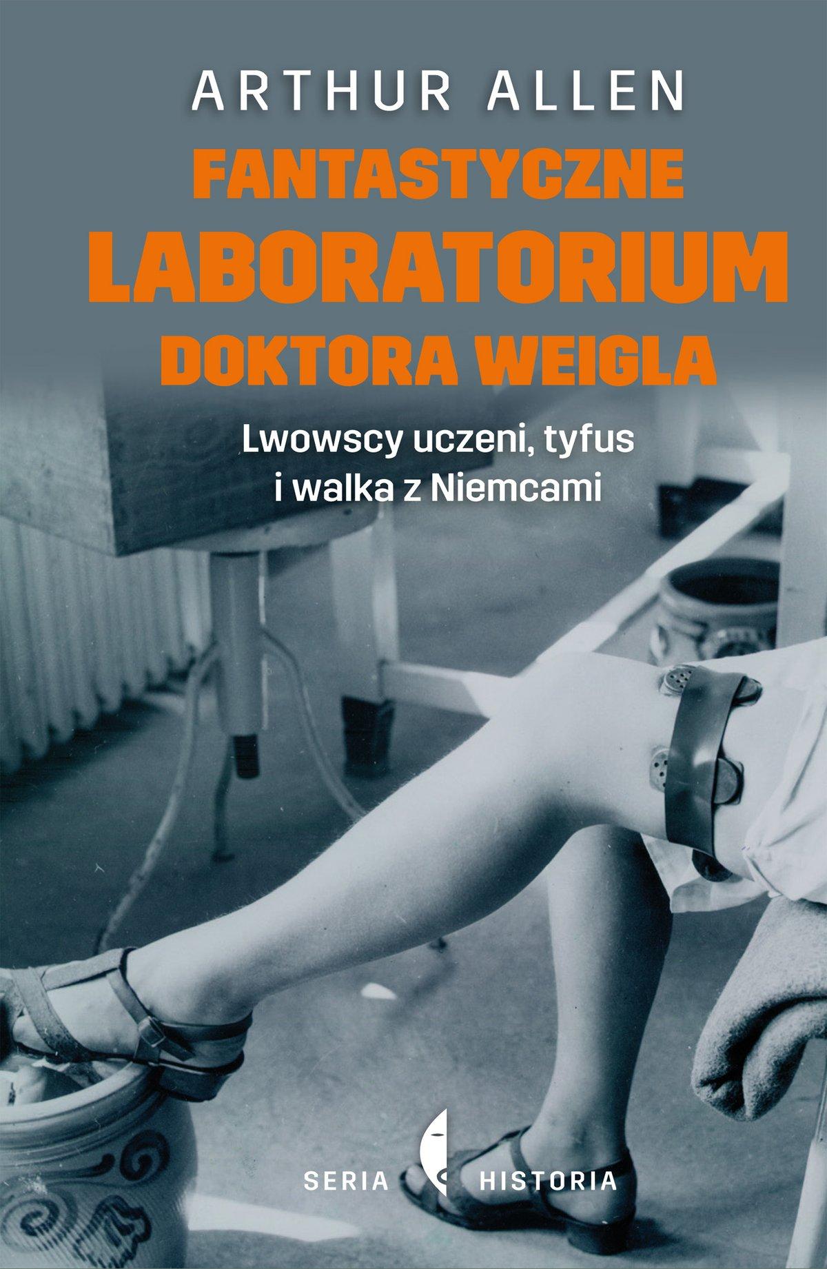 Fantastyczne laboratorium doktora Weigla - Ebook (Książka na Kindle) do pobrania w formacie MOBI